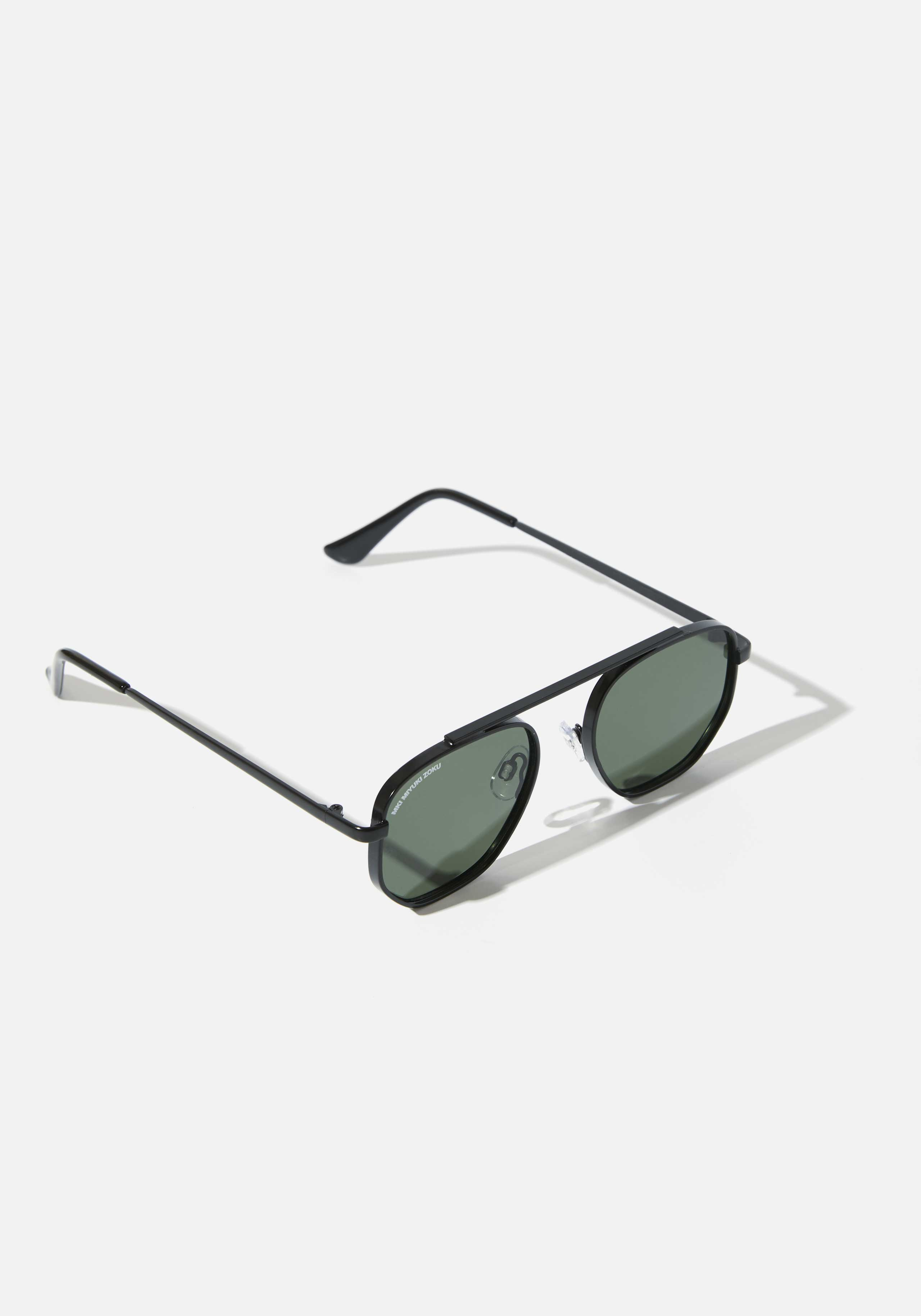 mki metal hex sunglasses 2
