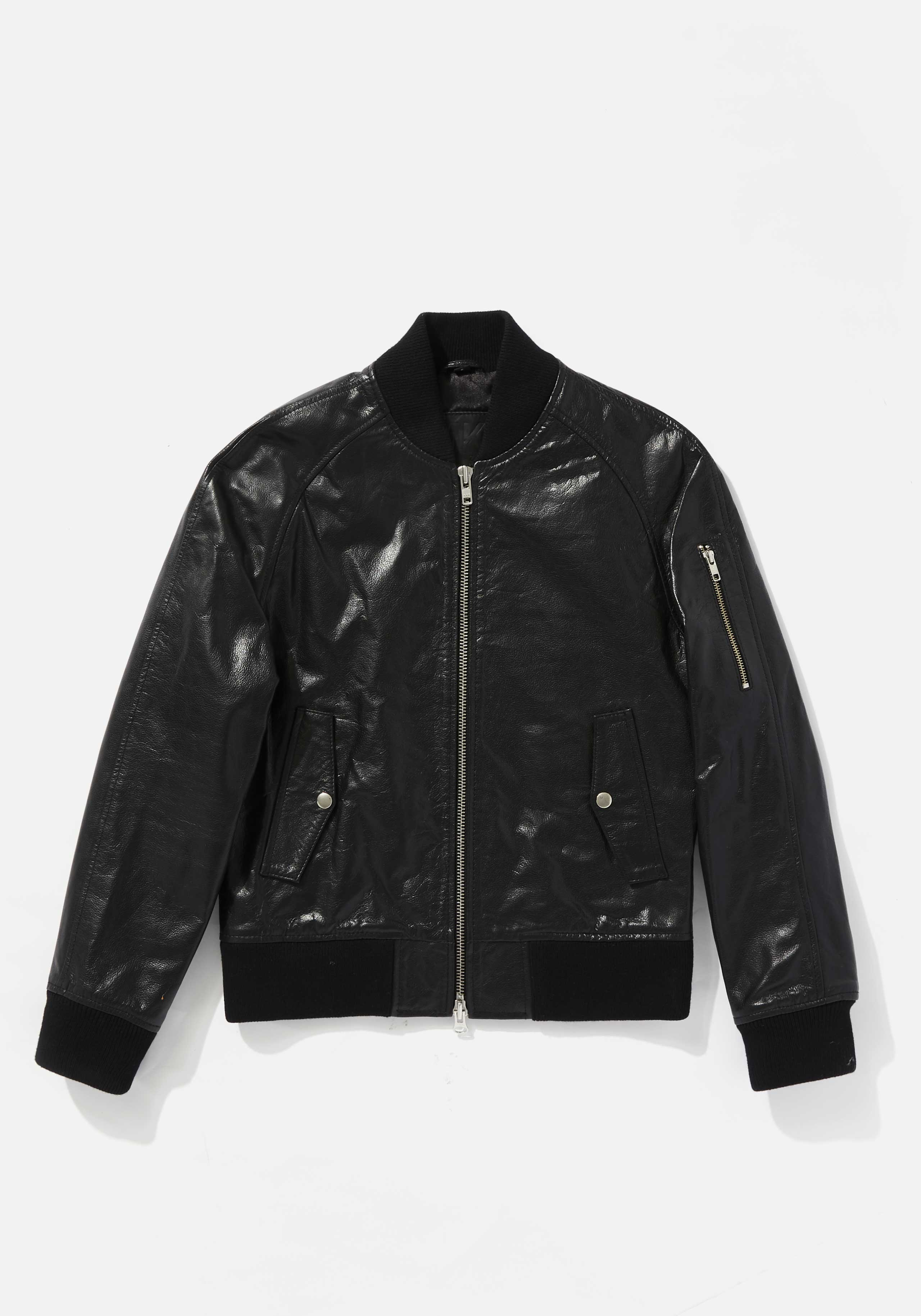 mki pdm leather bomber 1