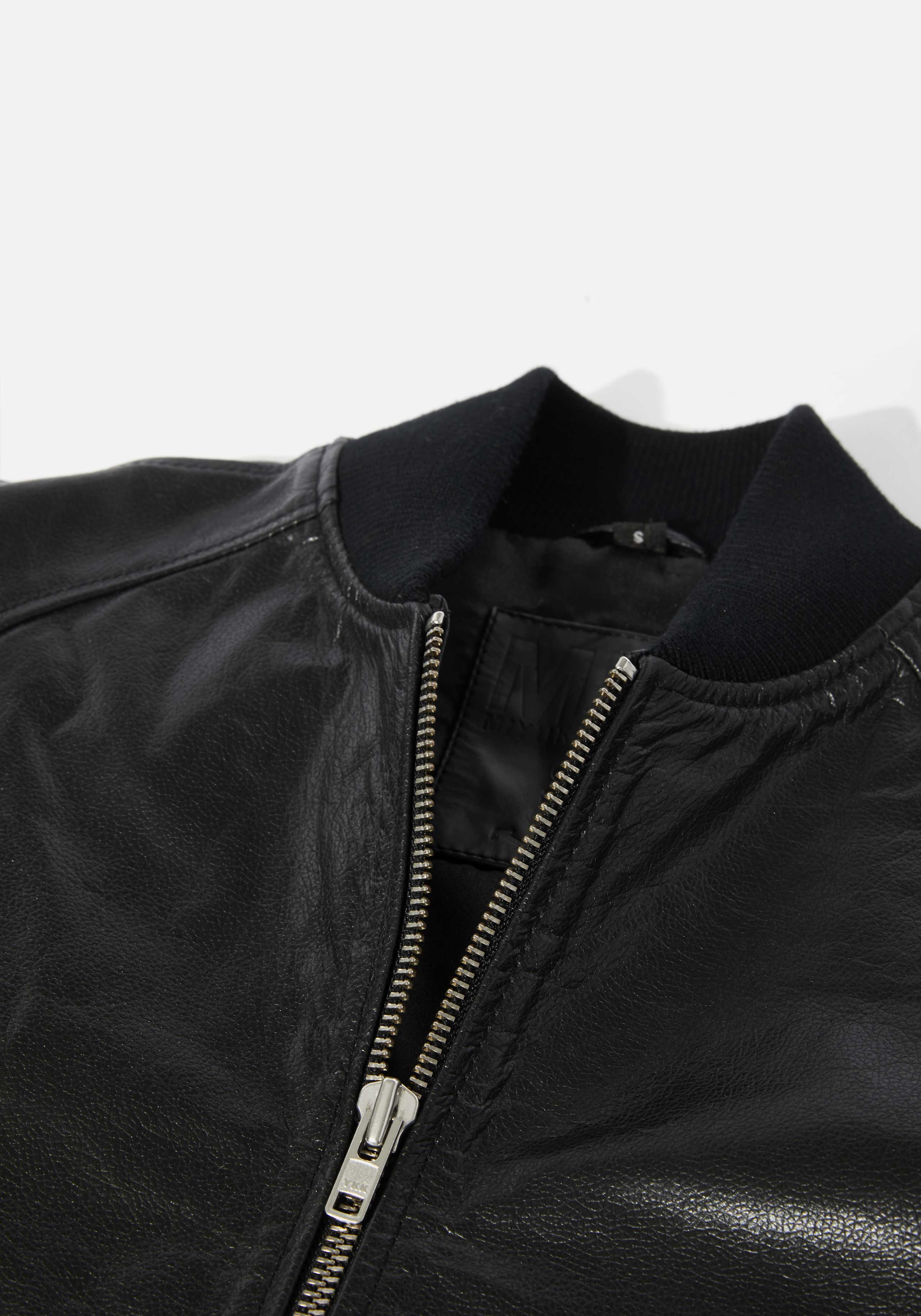mki pdm leather bomber 3