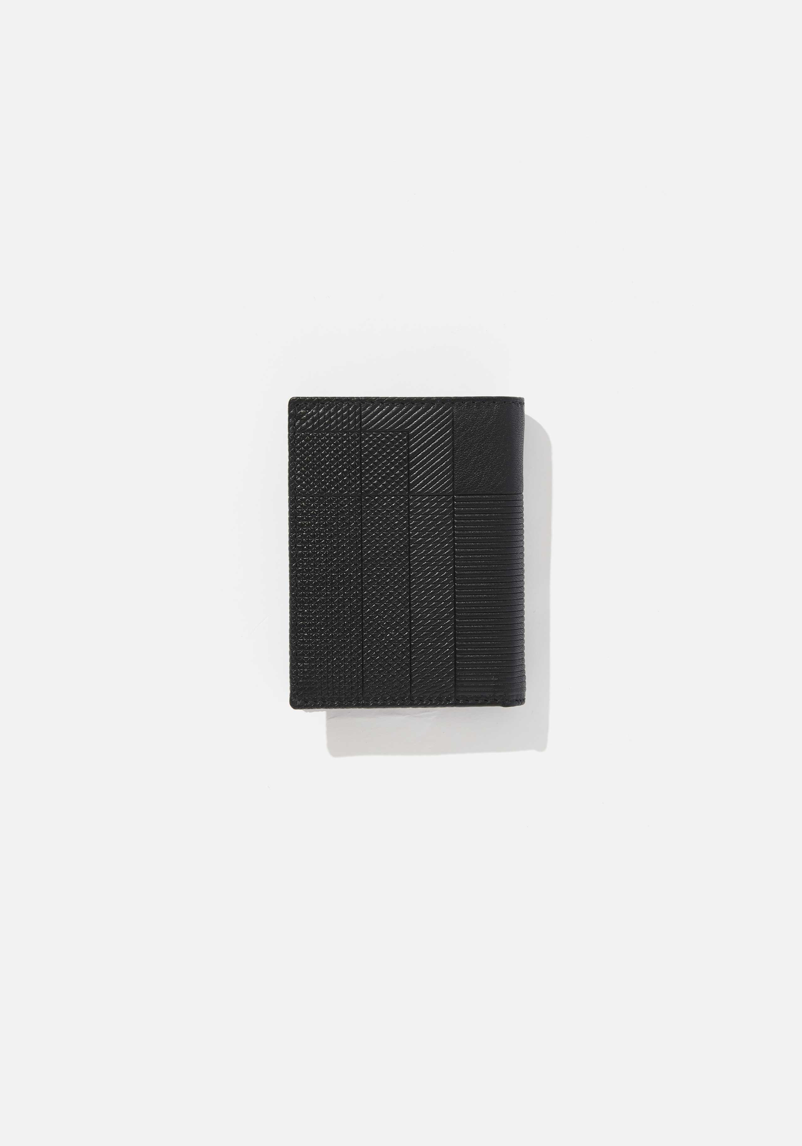 comme des garcons intersection card wallet 2