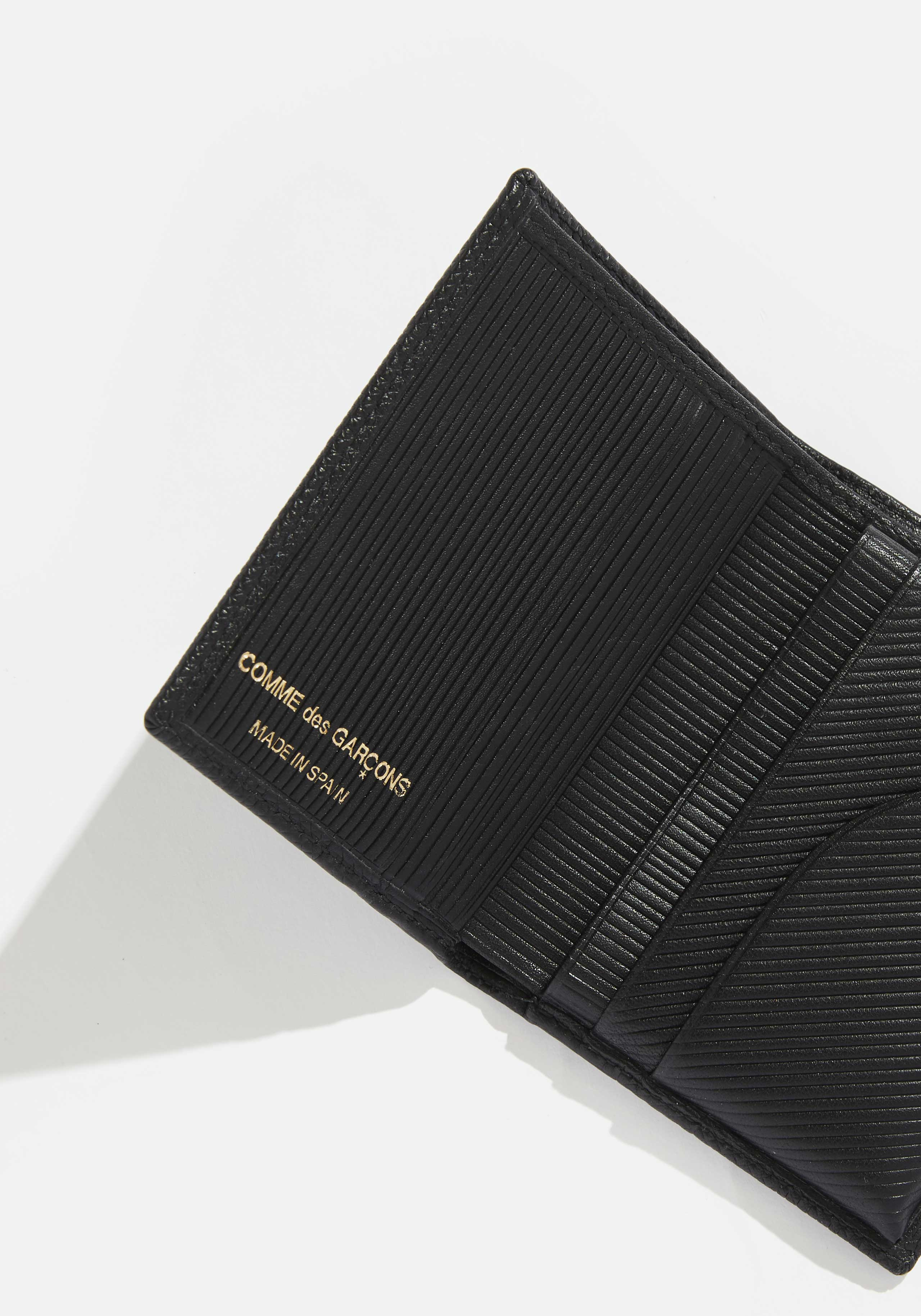 comme des garcons intersection card wallet 3