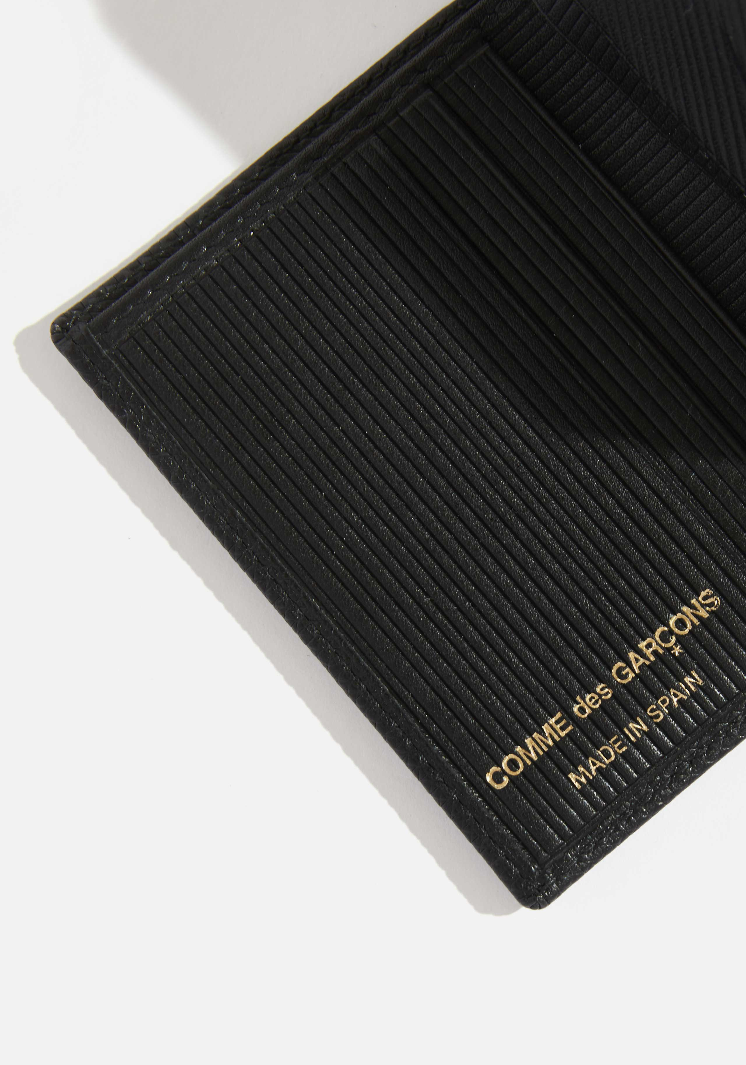 comme des garcons intersection card wallet 5