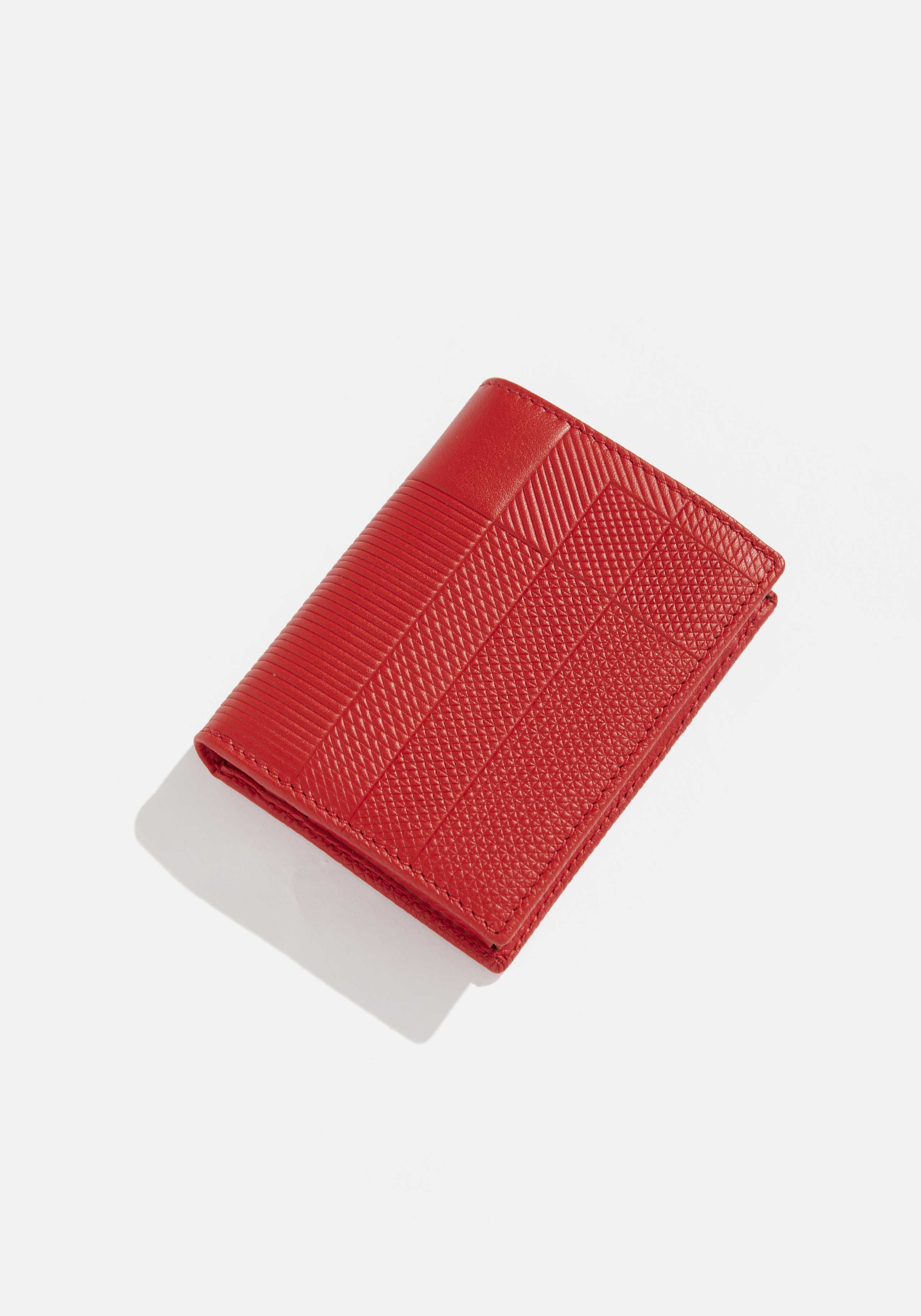 comme des garcons intersection card wallet 4