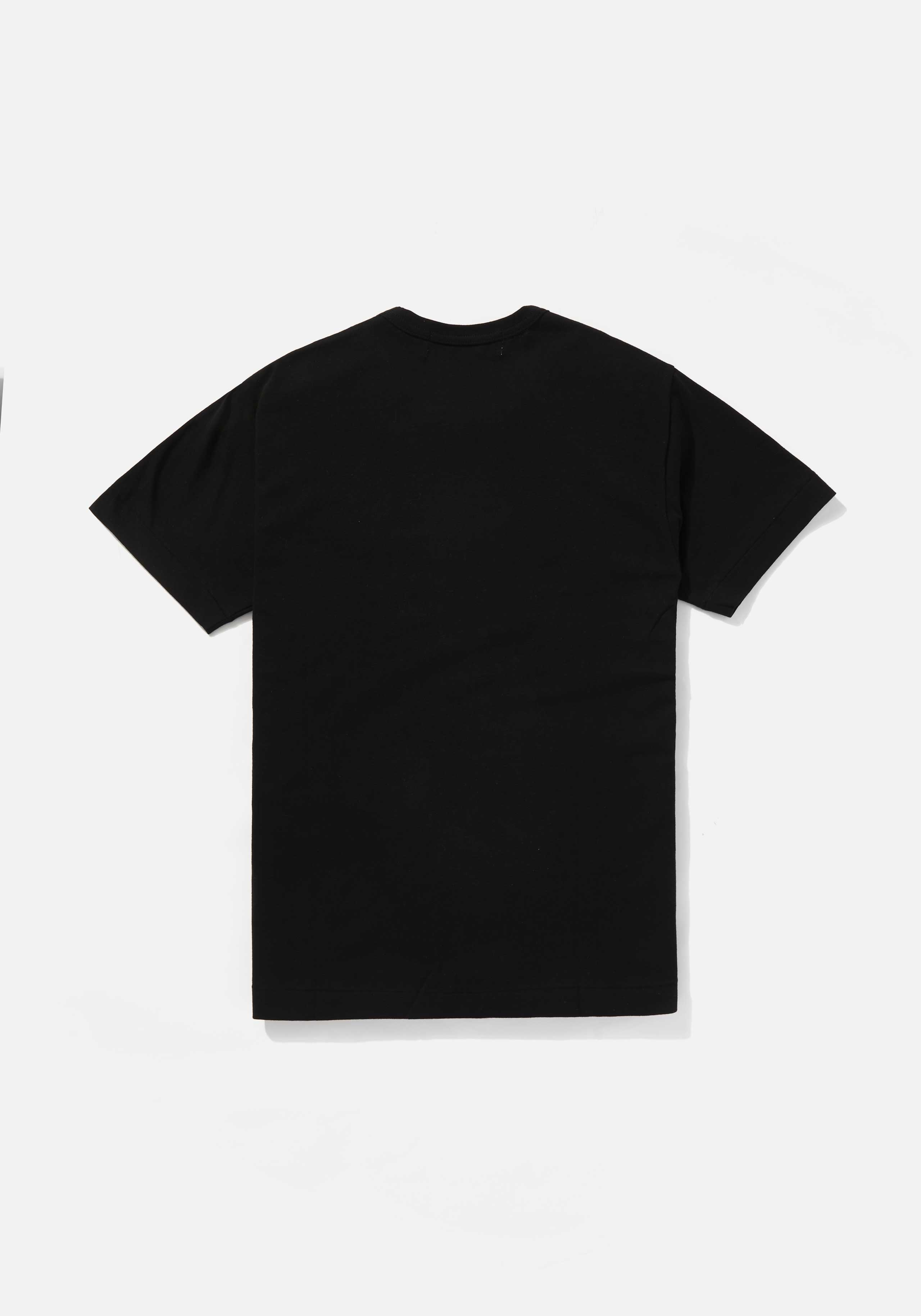 comme des garcons play double heart tee 2
