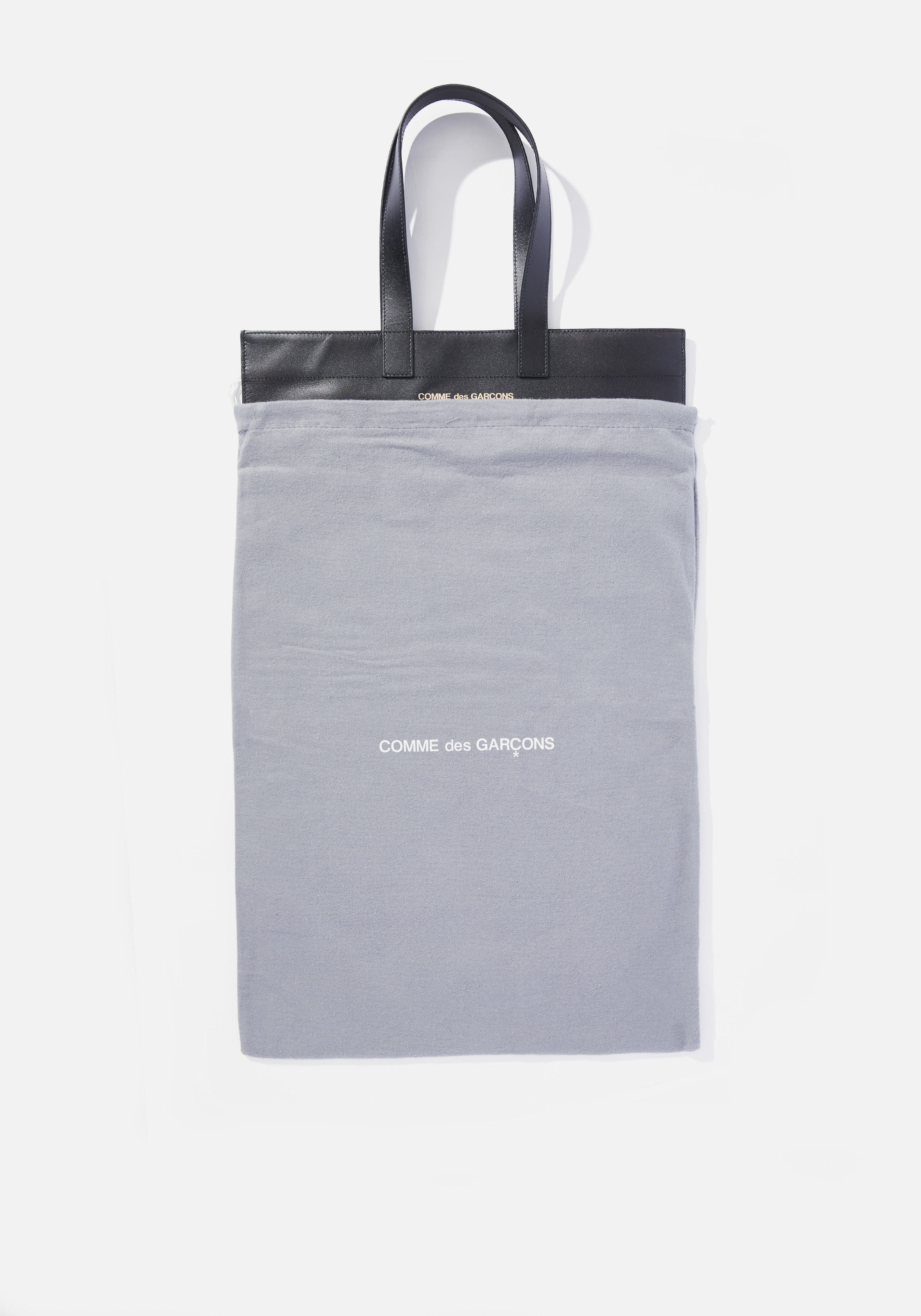 comme des garcons classic leather tote bag 3