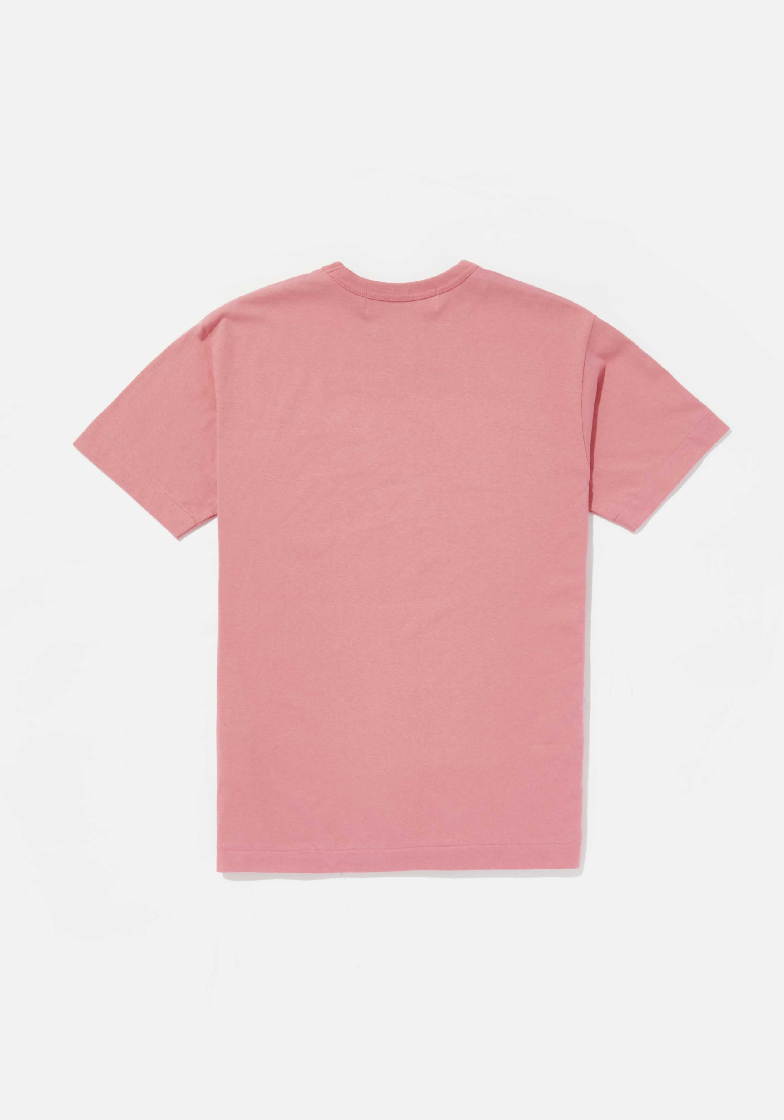 comme des garcons play bright red heart tee 2