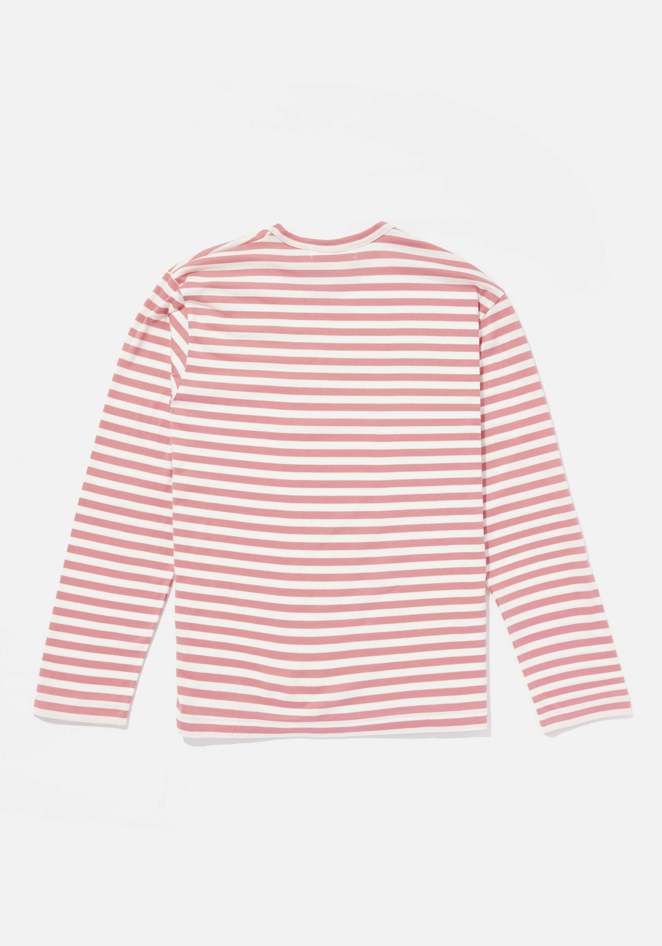 comme des garcons play bright striped long sleeve 2