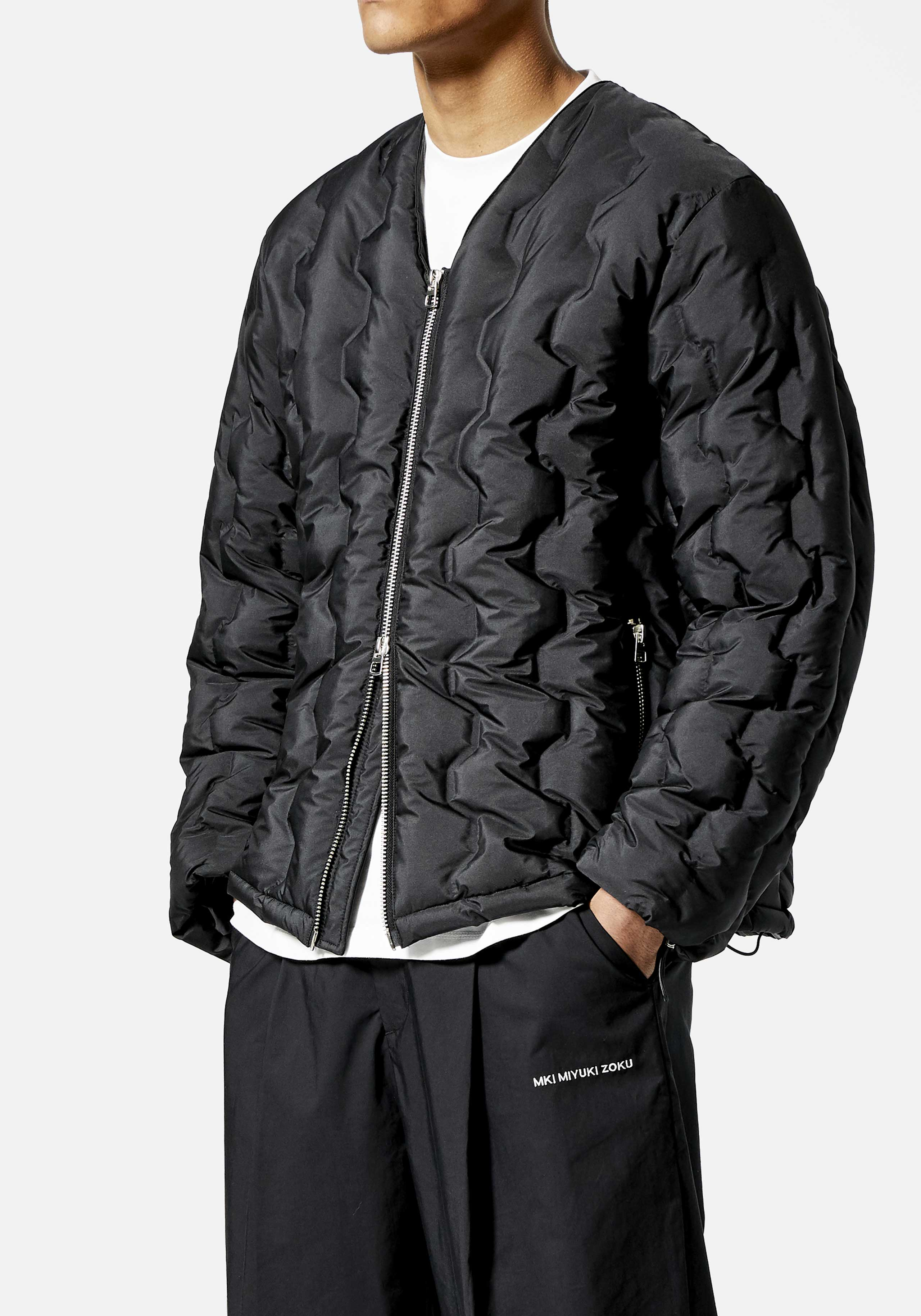 MKI HEAT SEALED DOWN LINER JACKET 6
