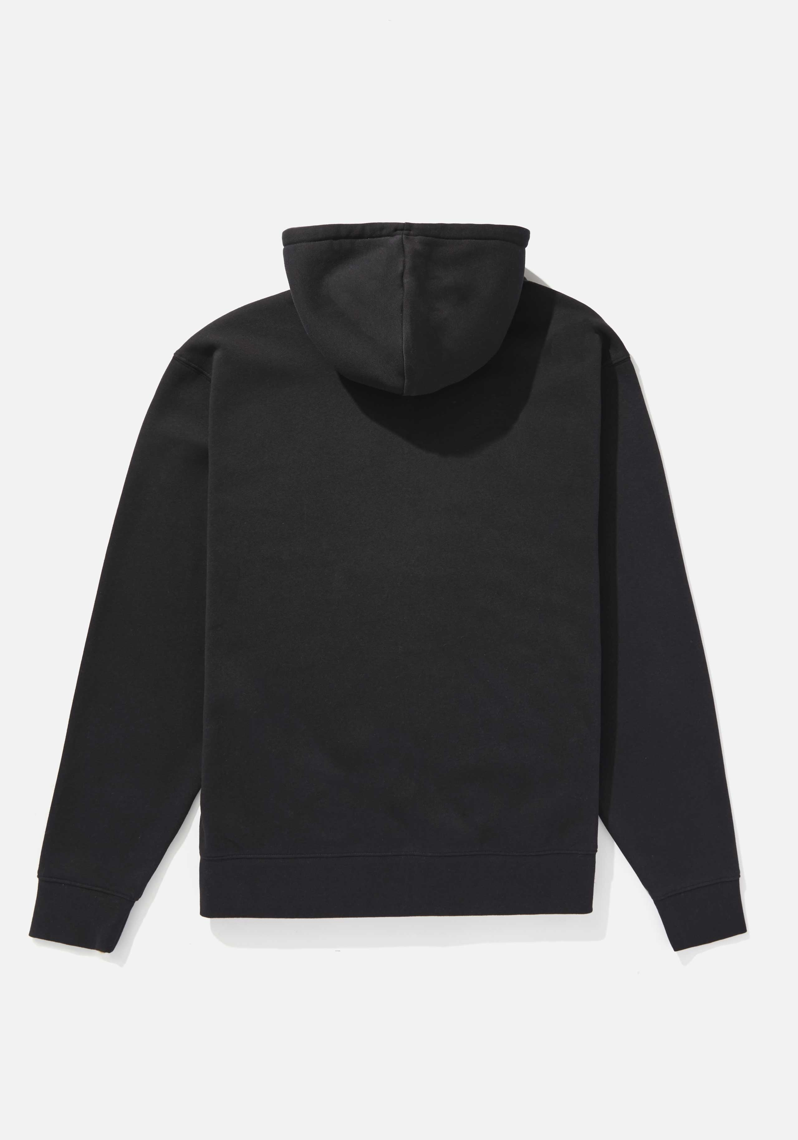 mki relaxed basic zip hoody 2