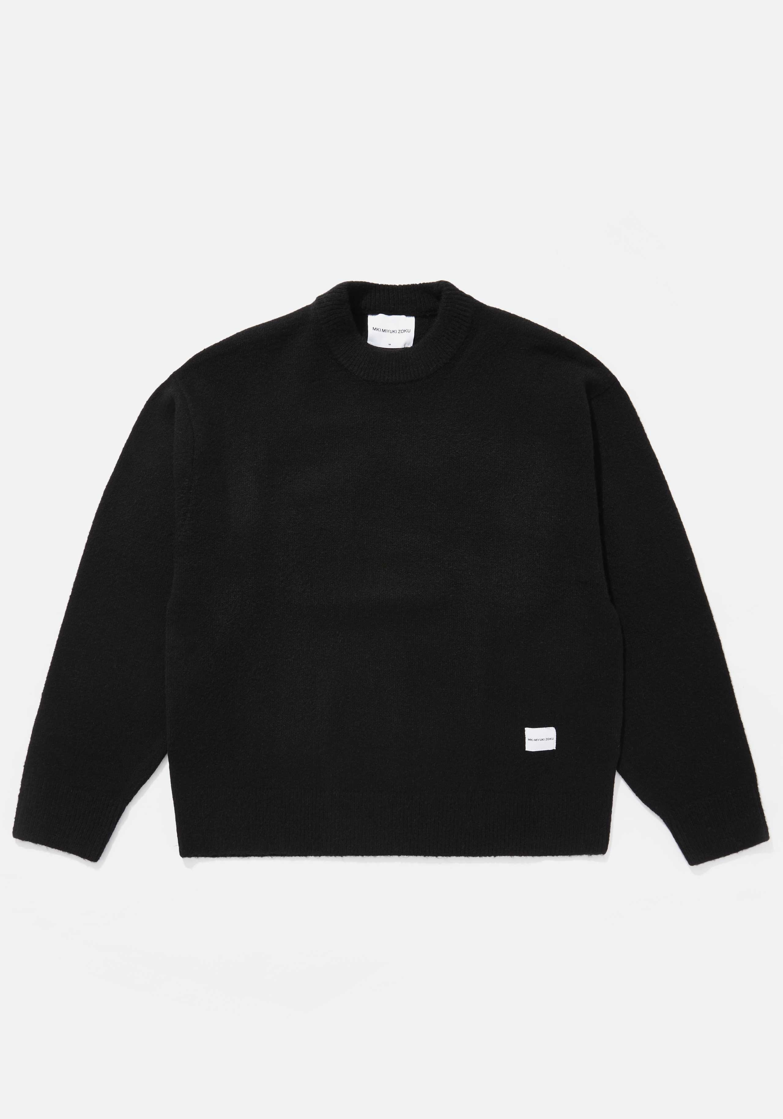mki heavy knit crewneck 1