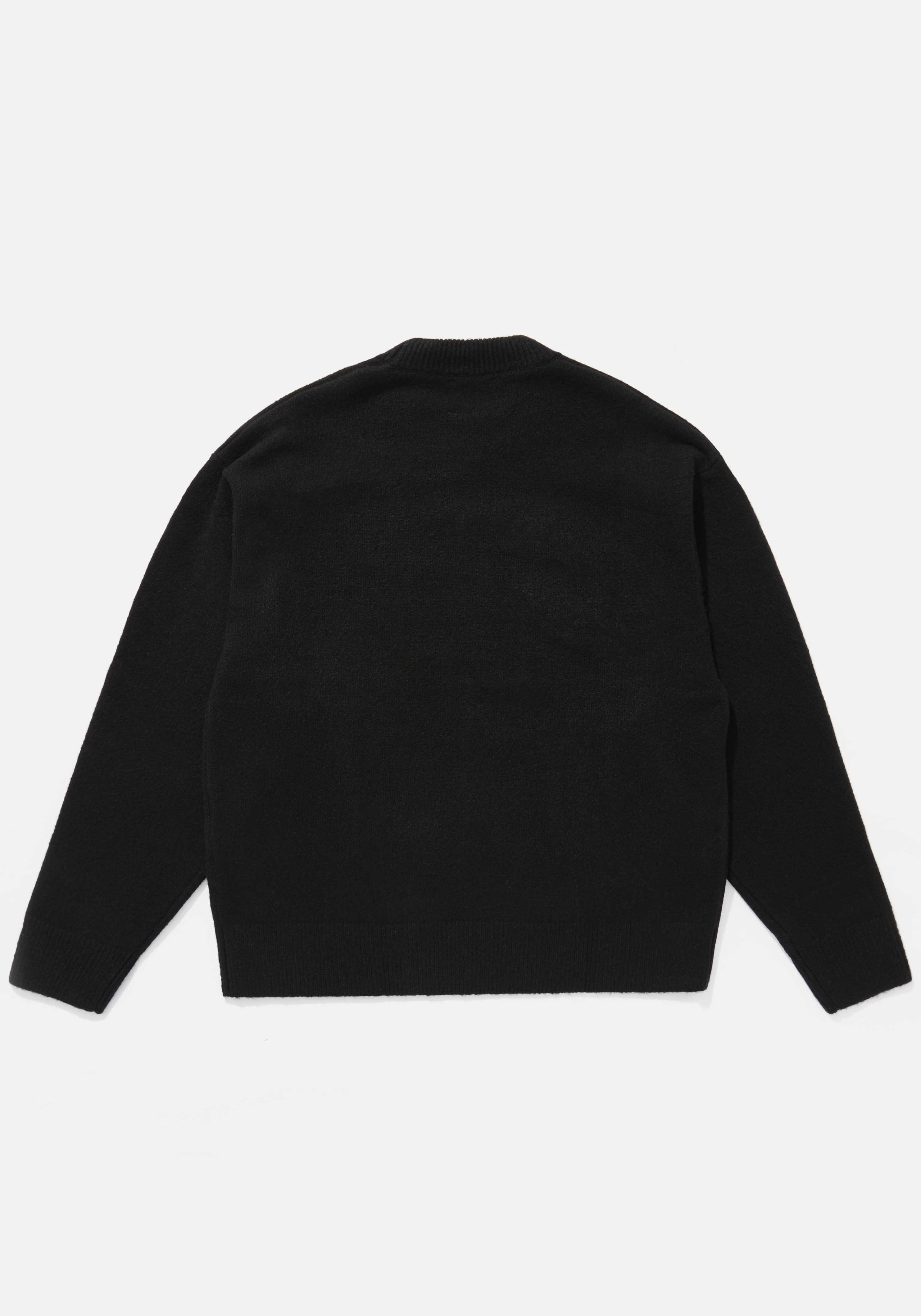 mki heavy knit crewneck 2
