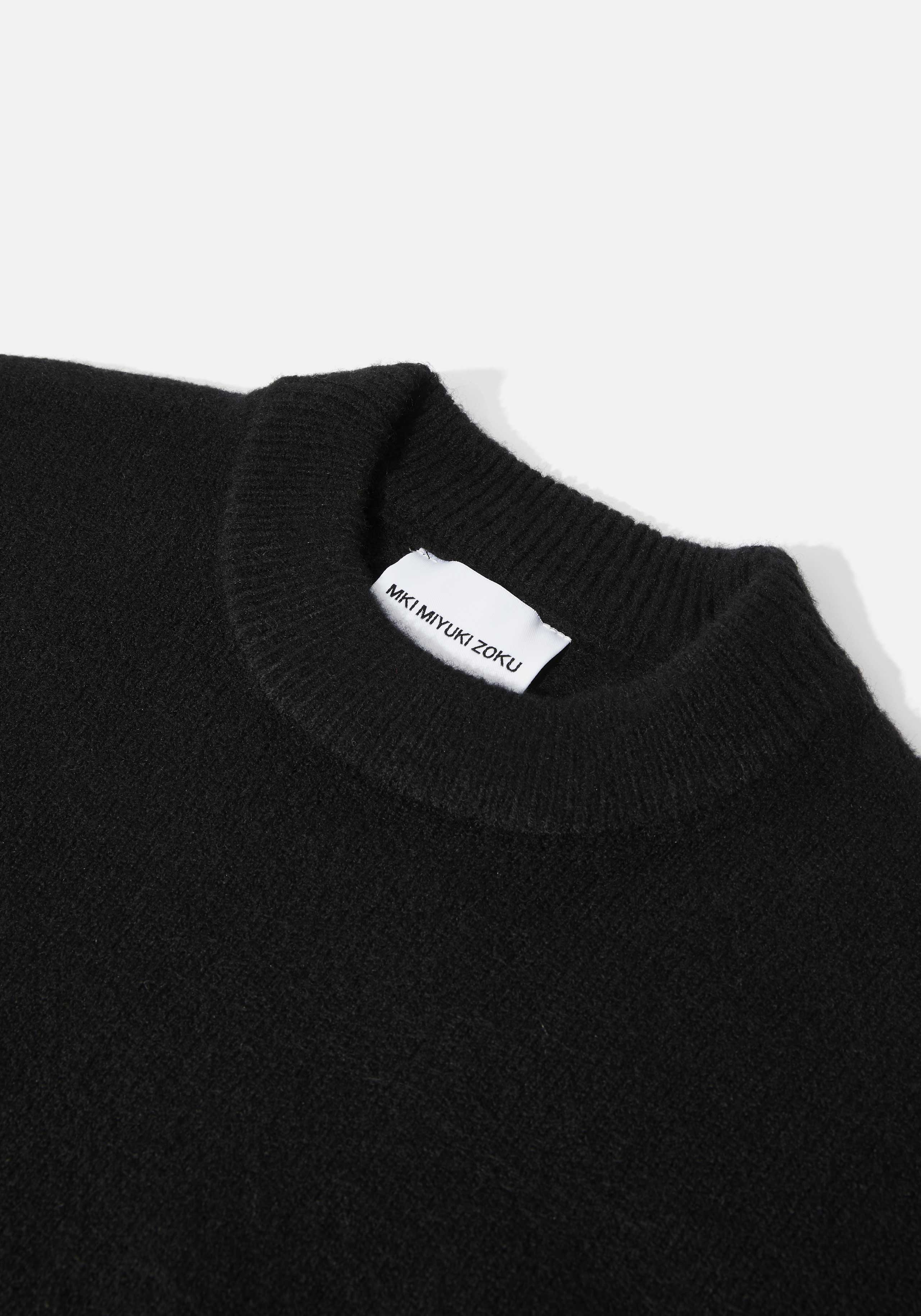mki heavy knit crewneck 3