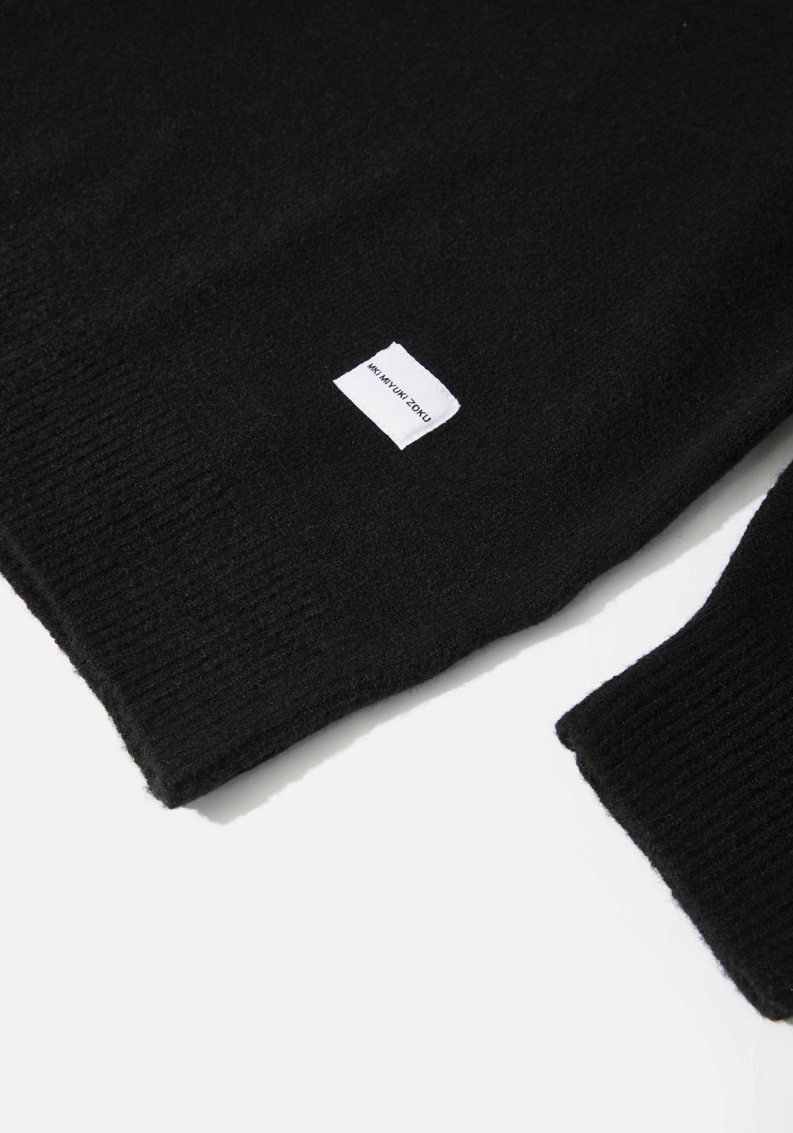 mki heavy knit crewneck 4