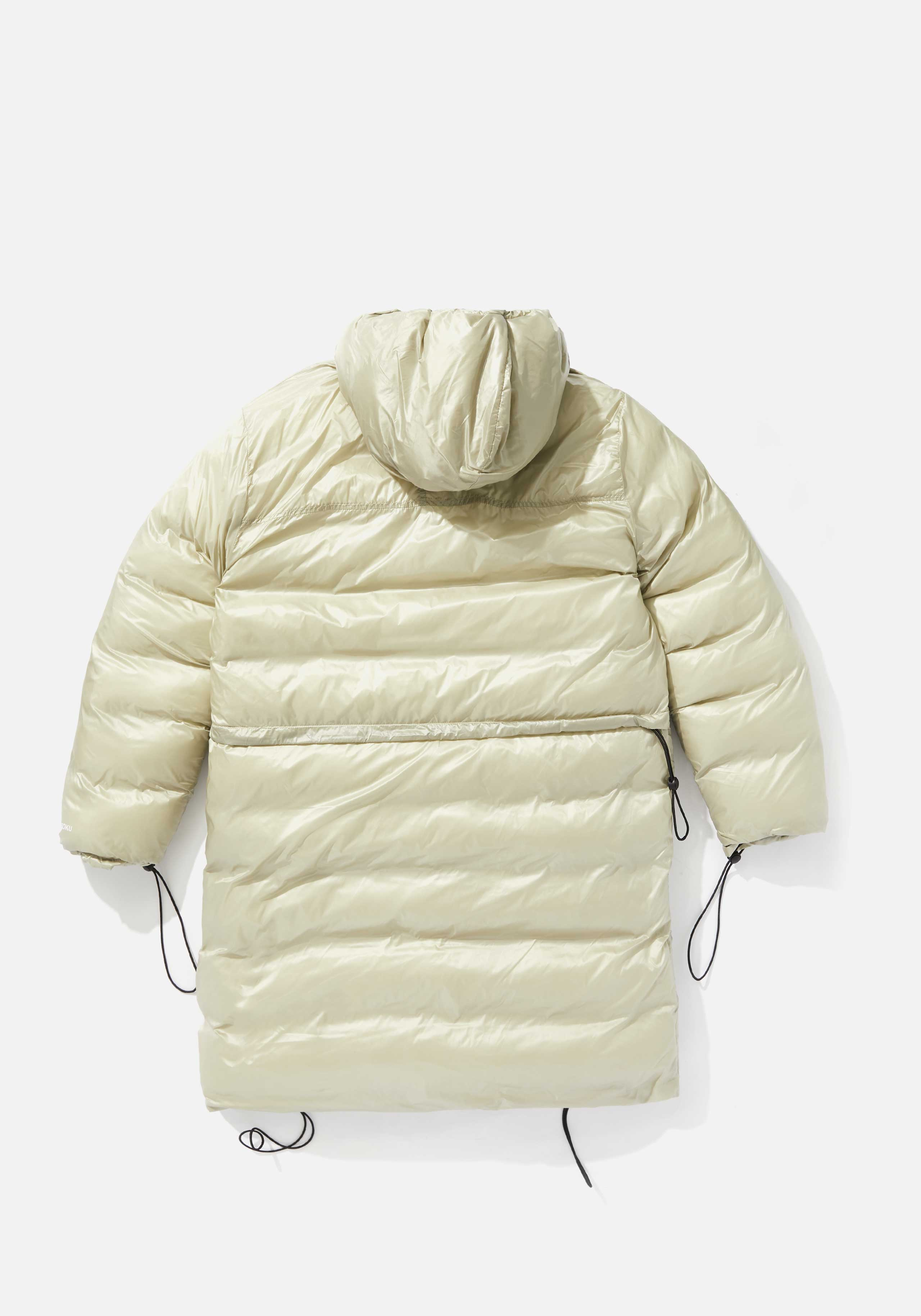 mki long hooded bubble jacket 2