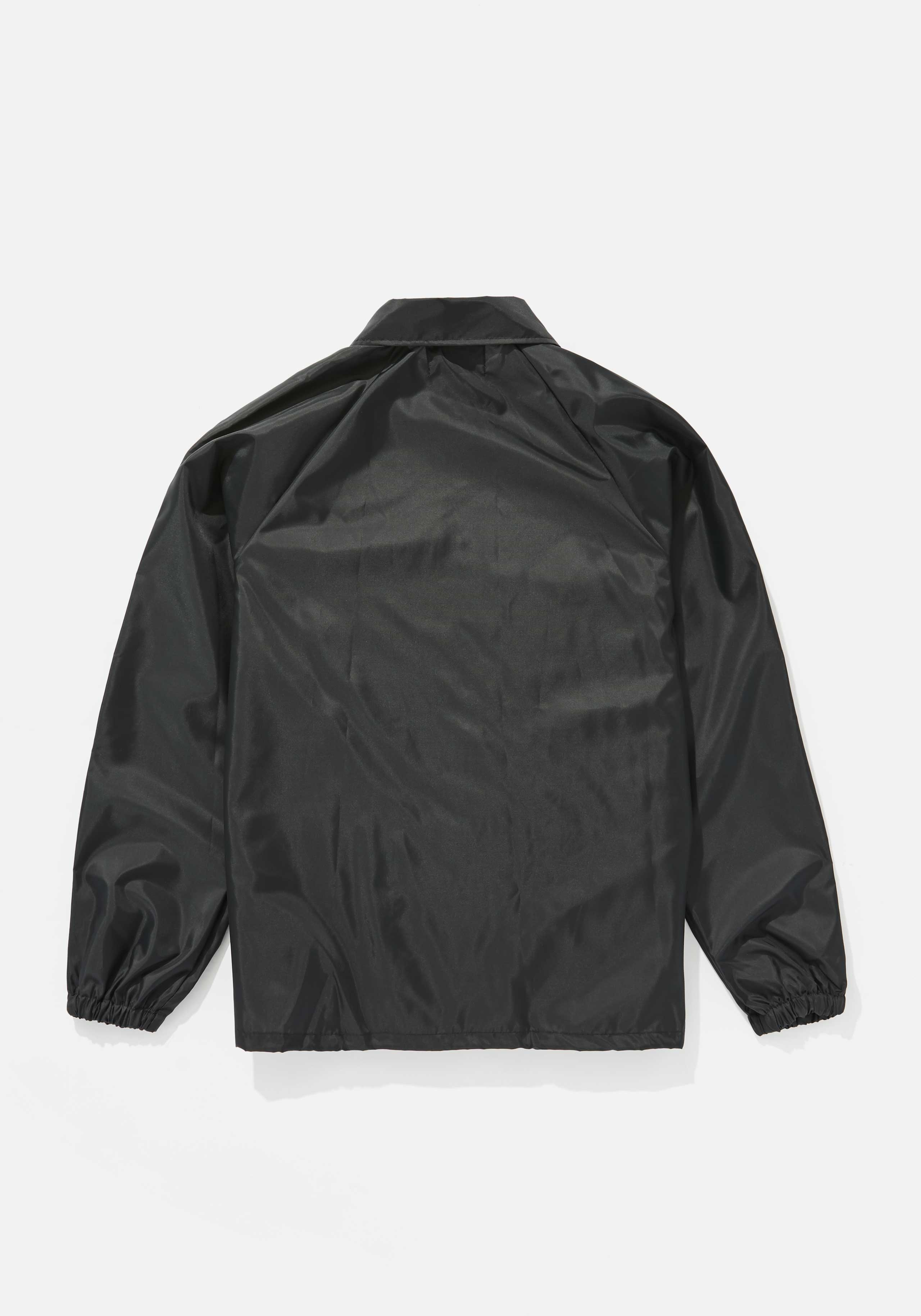 MKI CHEST EMB. FRONT POCKET COACH JACKET 2