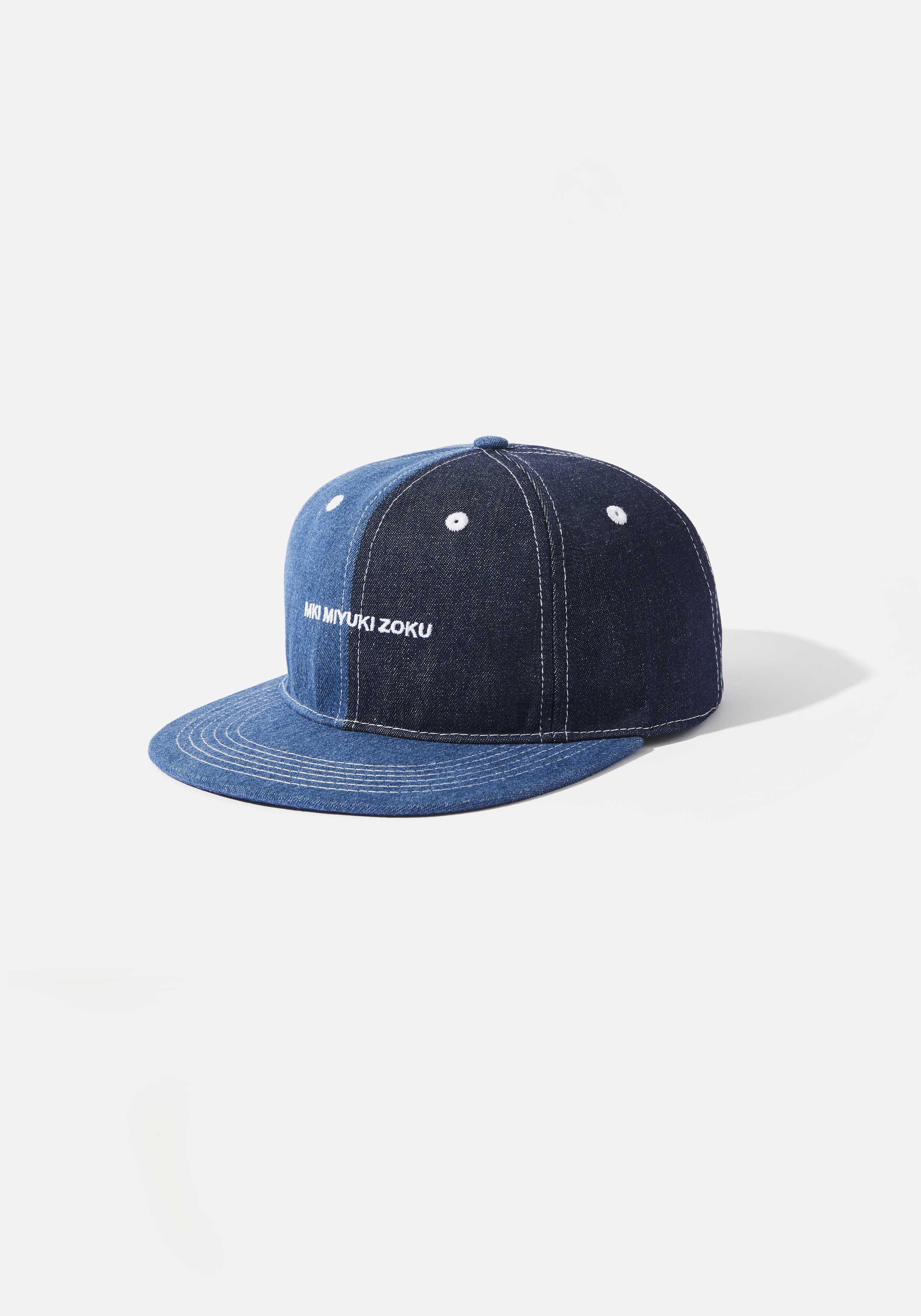 mki denim ball cap 1