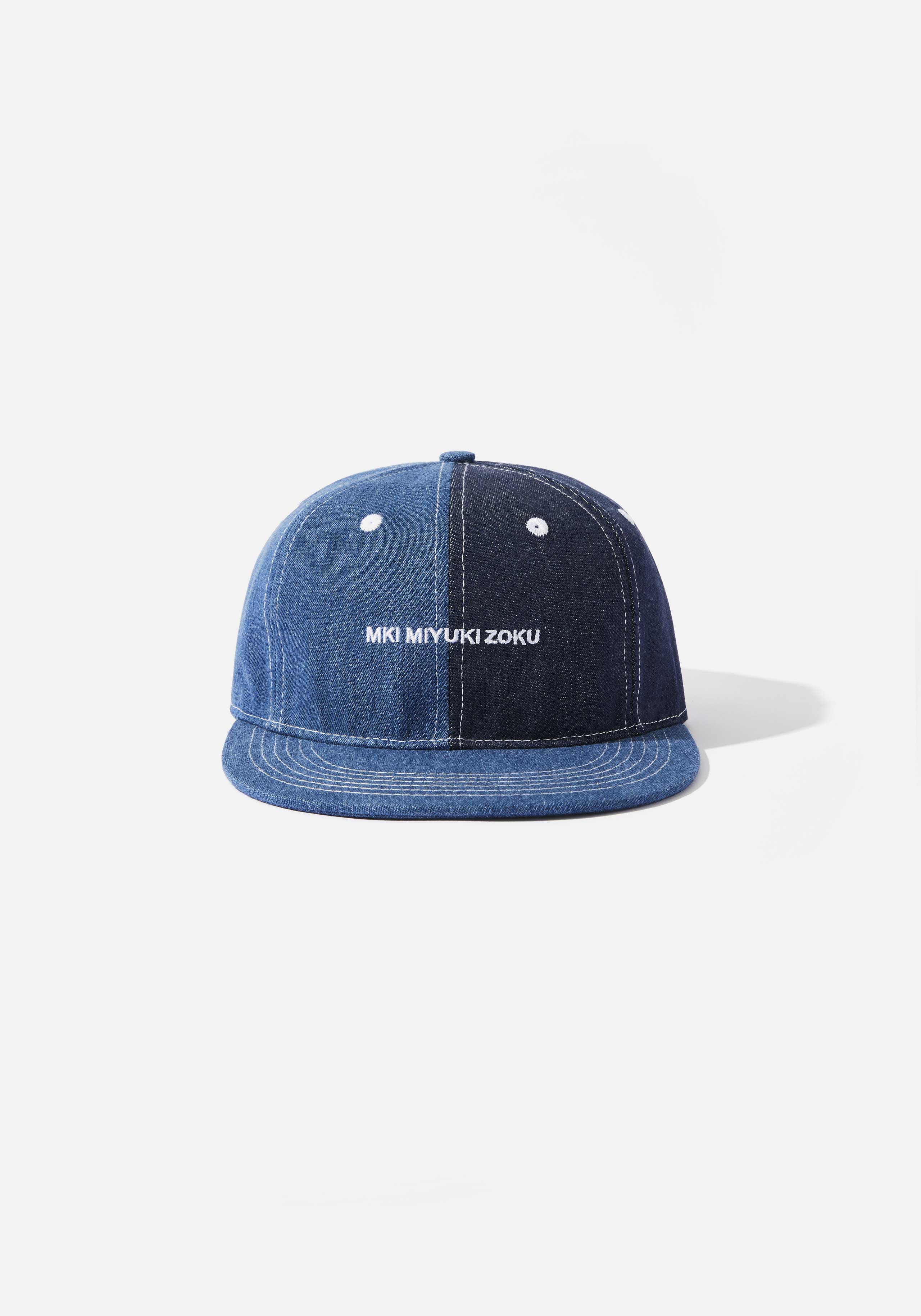 mki denim ball cap 2
