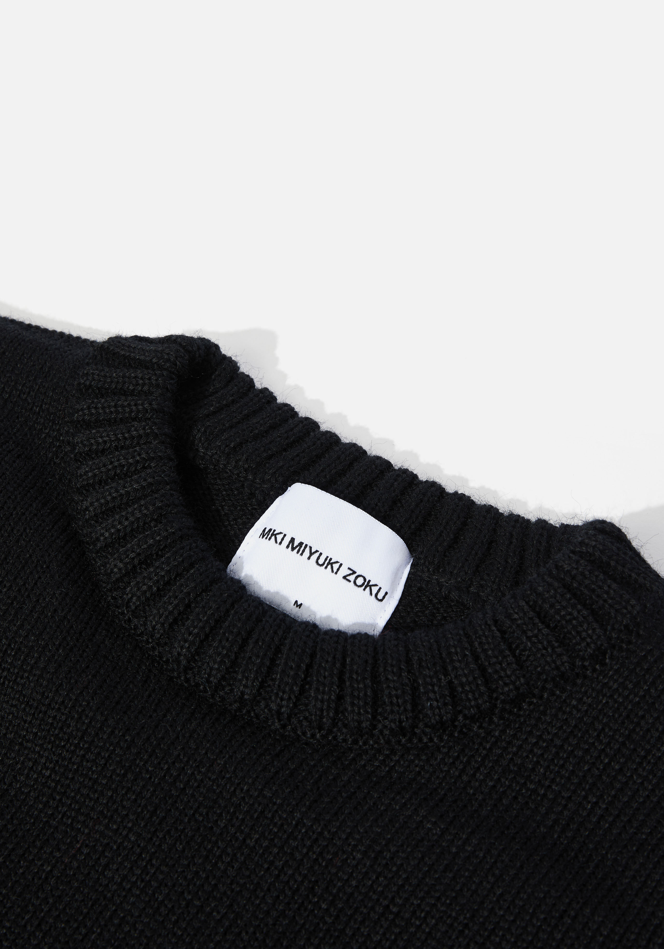 mki crew knit sweater 3