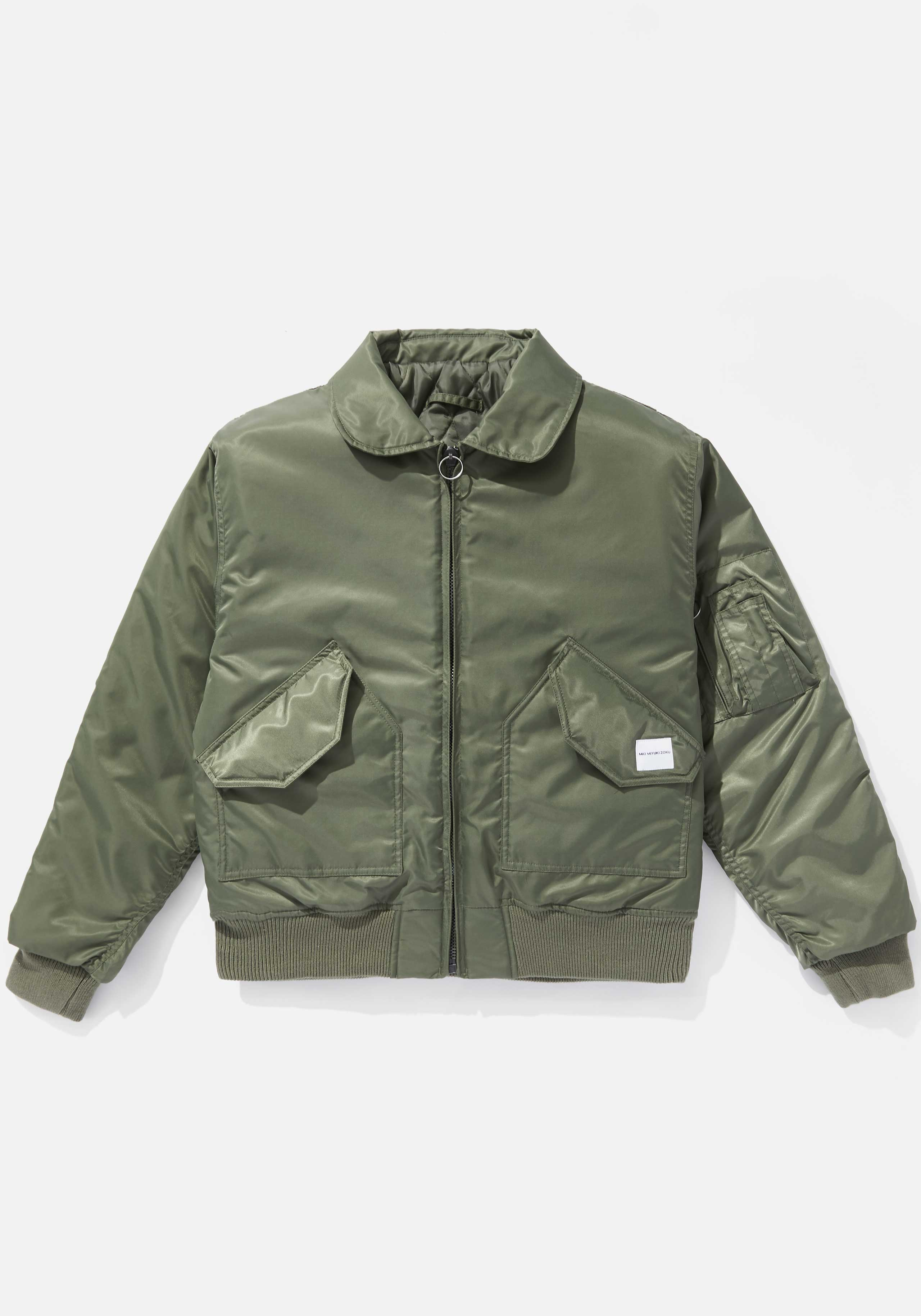 mki ma2 flight jacket 1