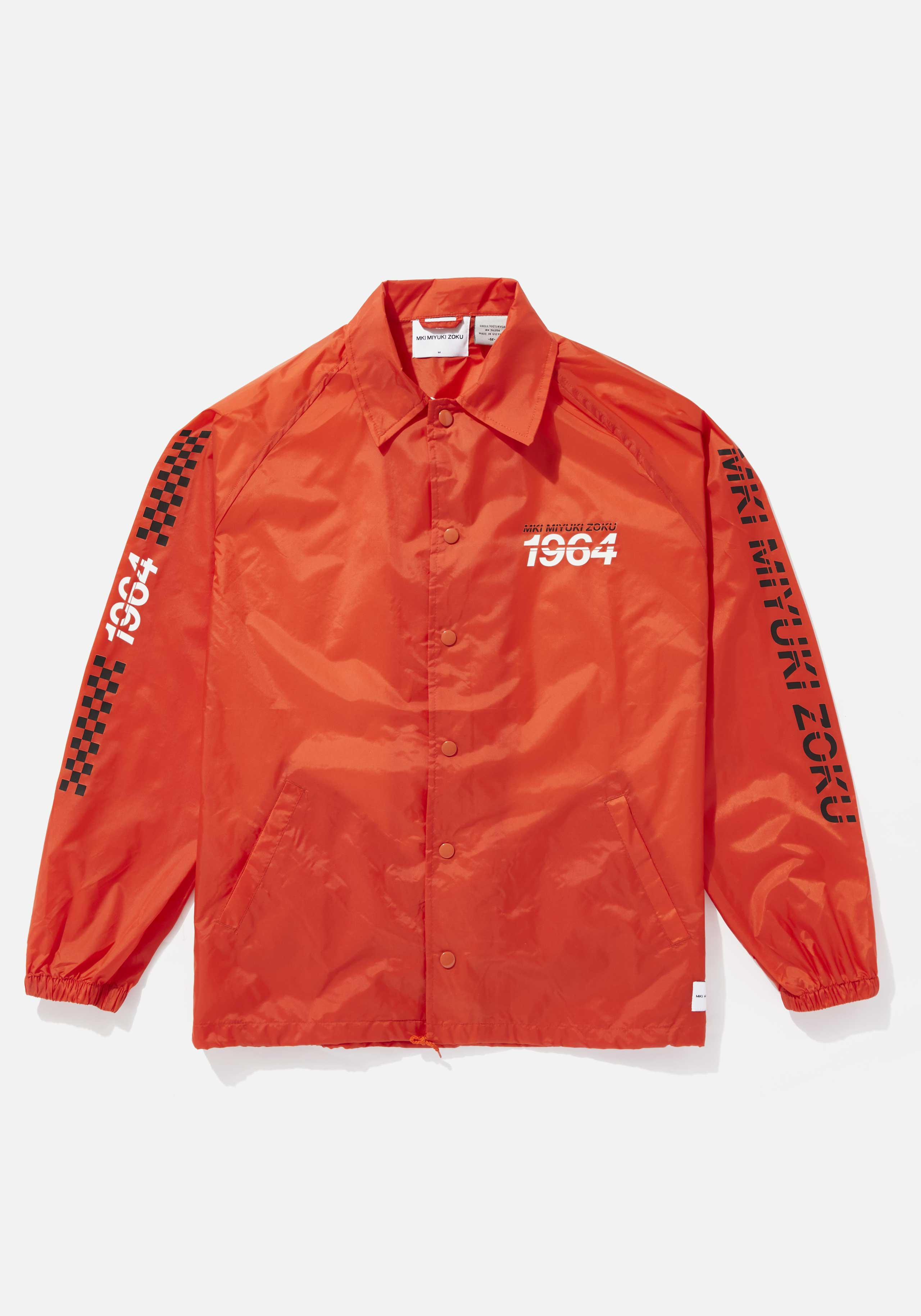mki racing coach jacket 1