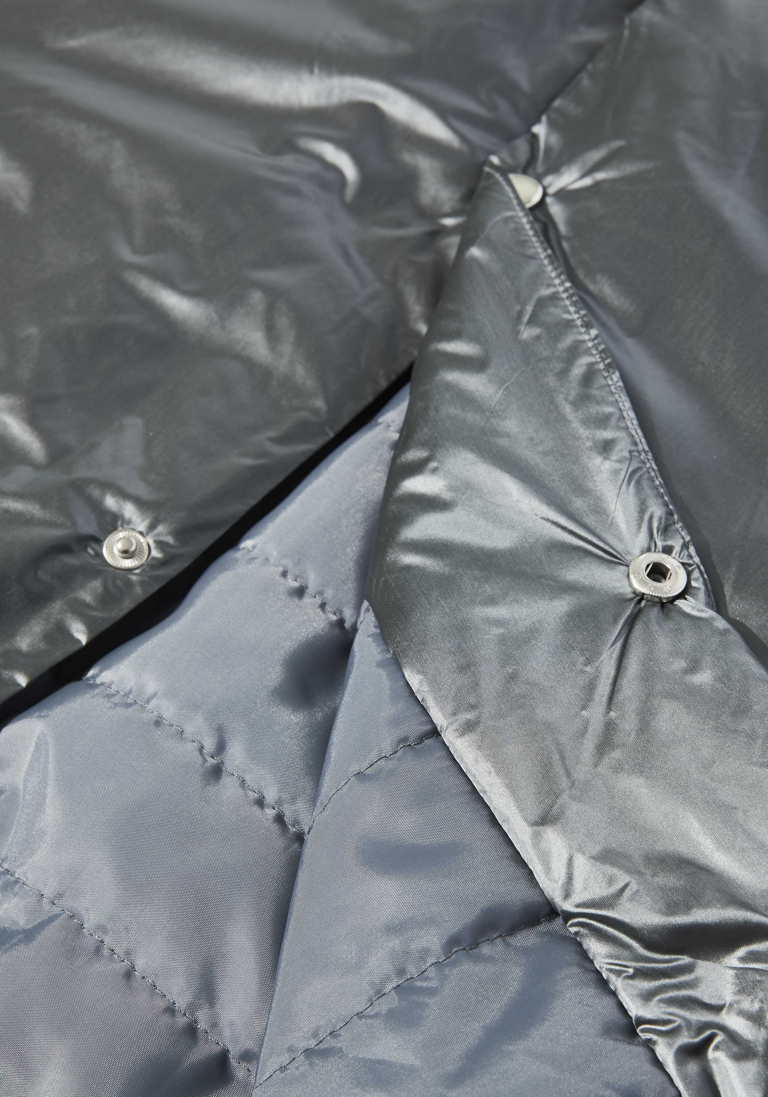 mki padded nylon coach jacket 5