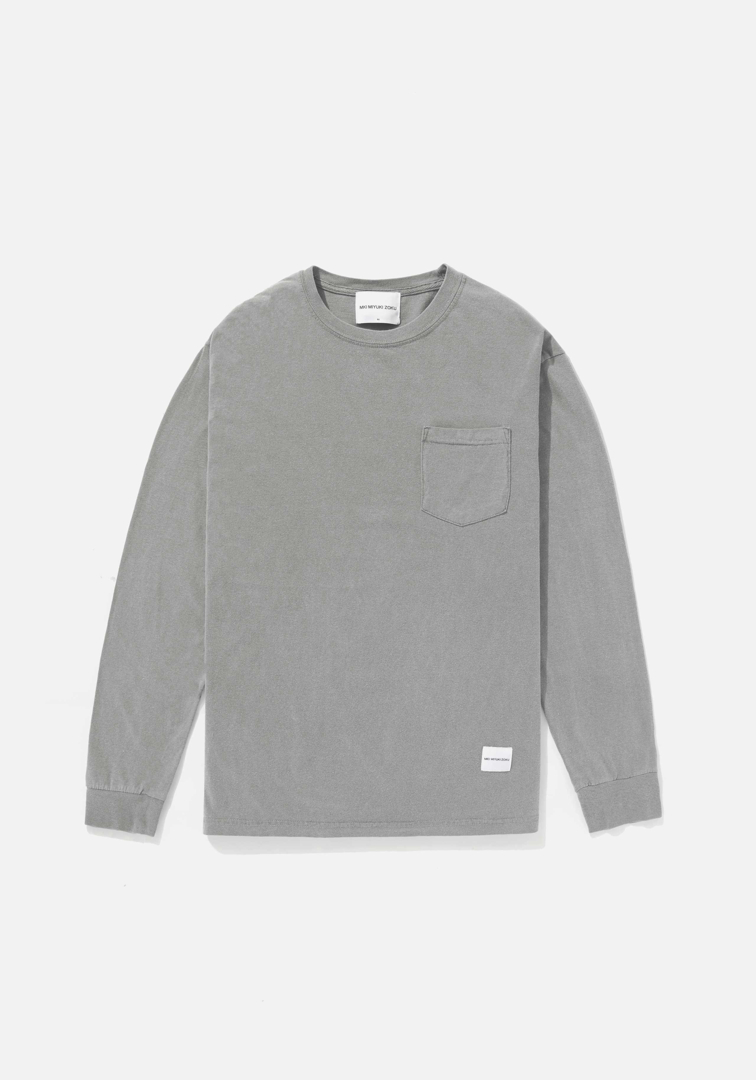 mki pigment dyed pocket long sleeve 1