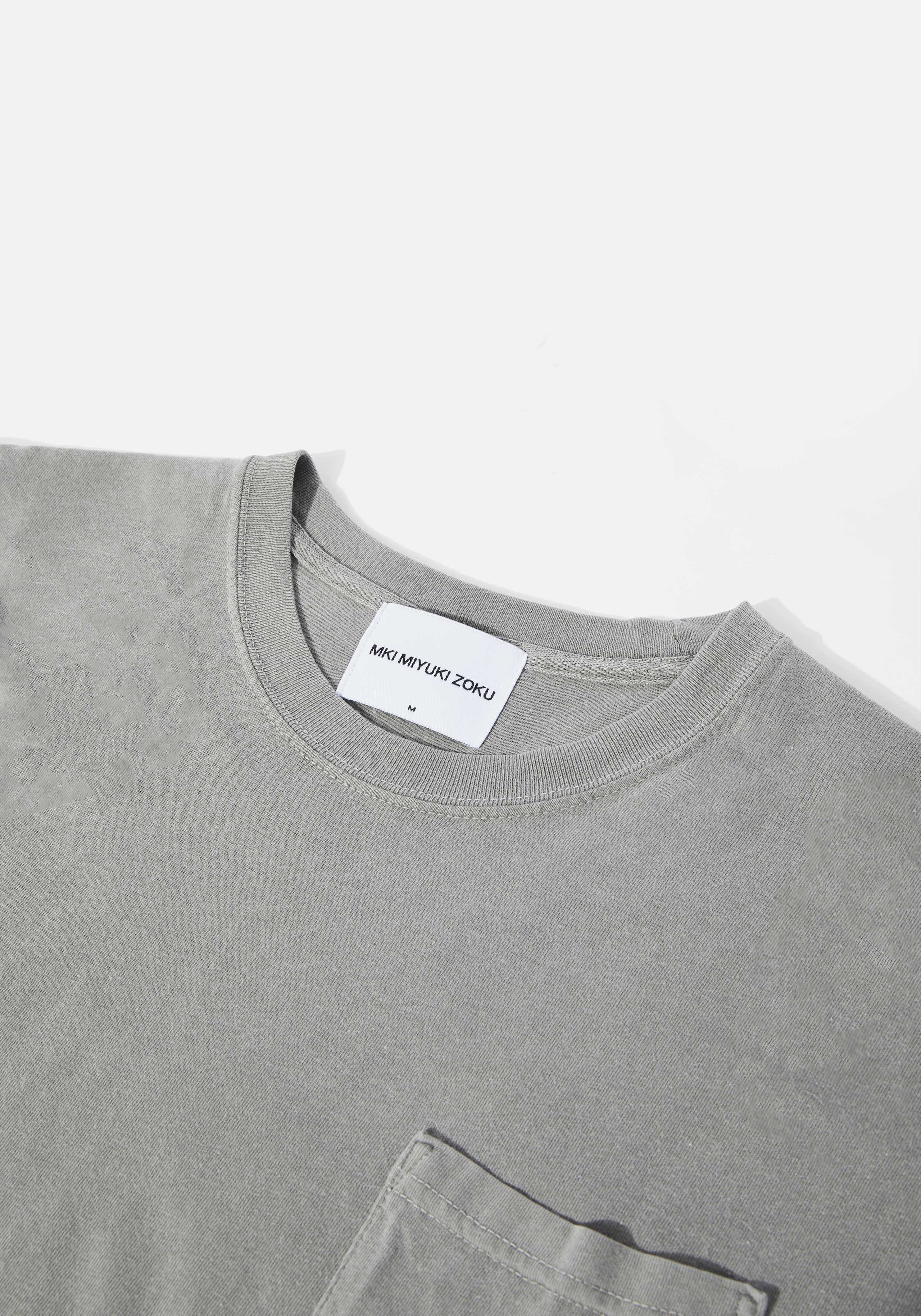 mki pigment dyed pocket tee 3