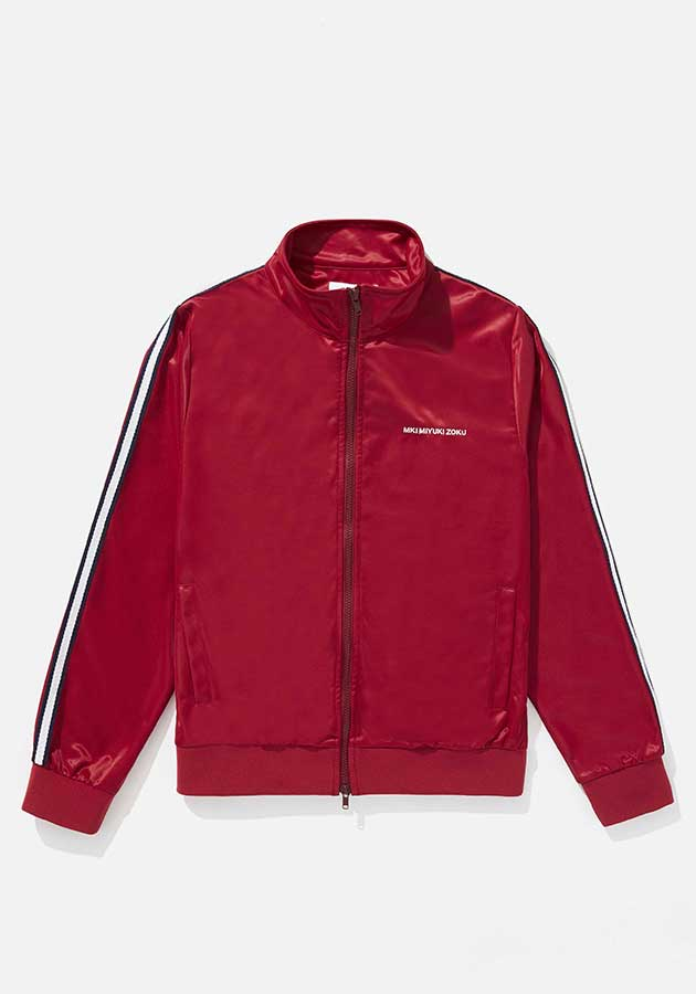 mki poly track top