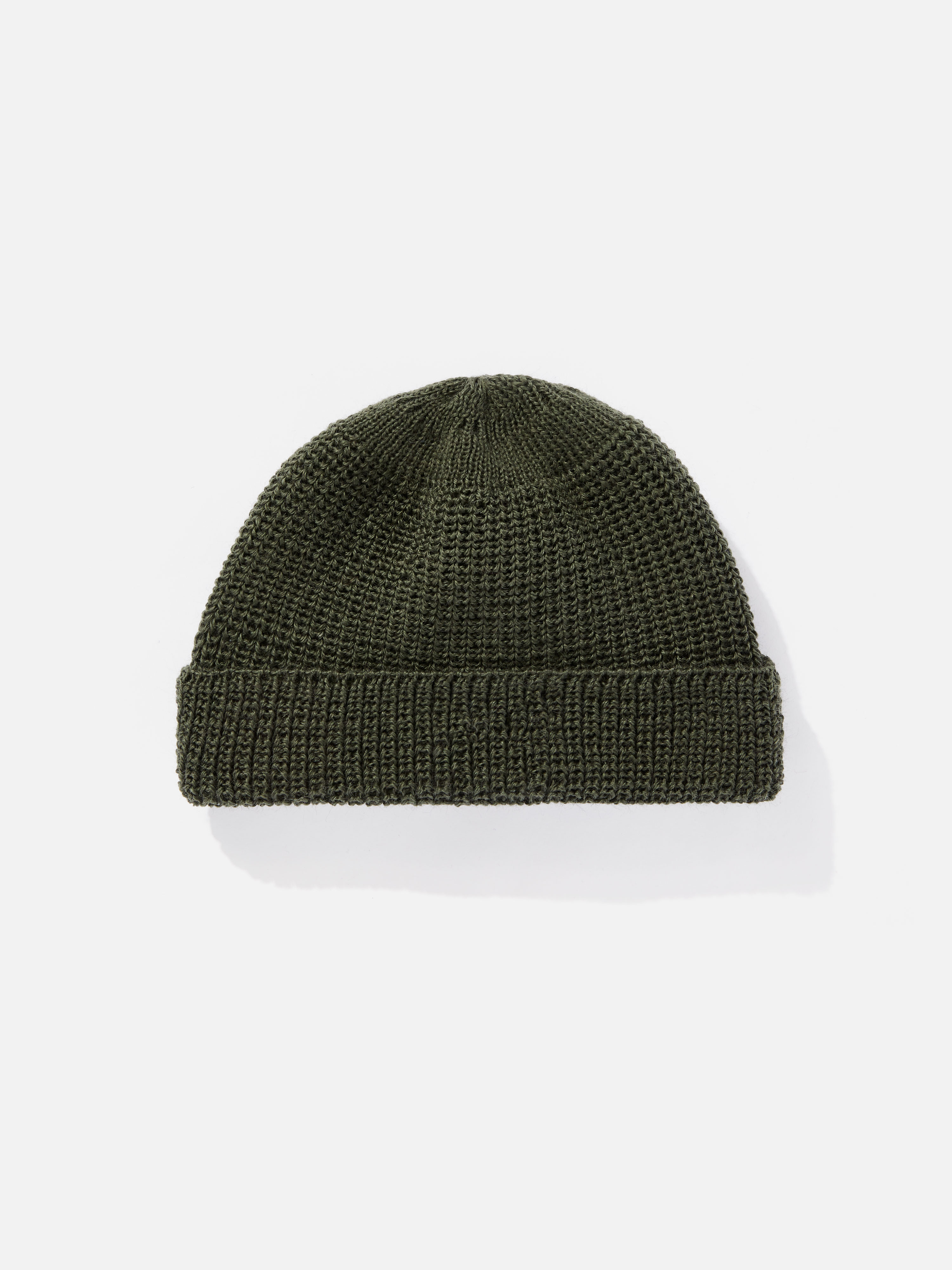 mki virgin wool watch cap short body 2