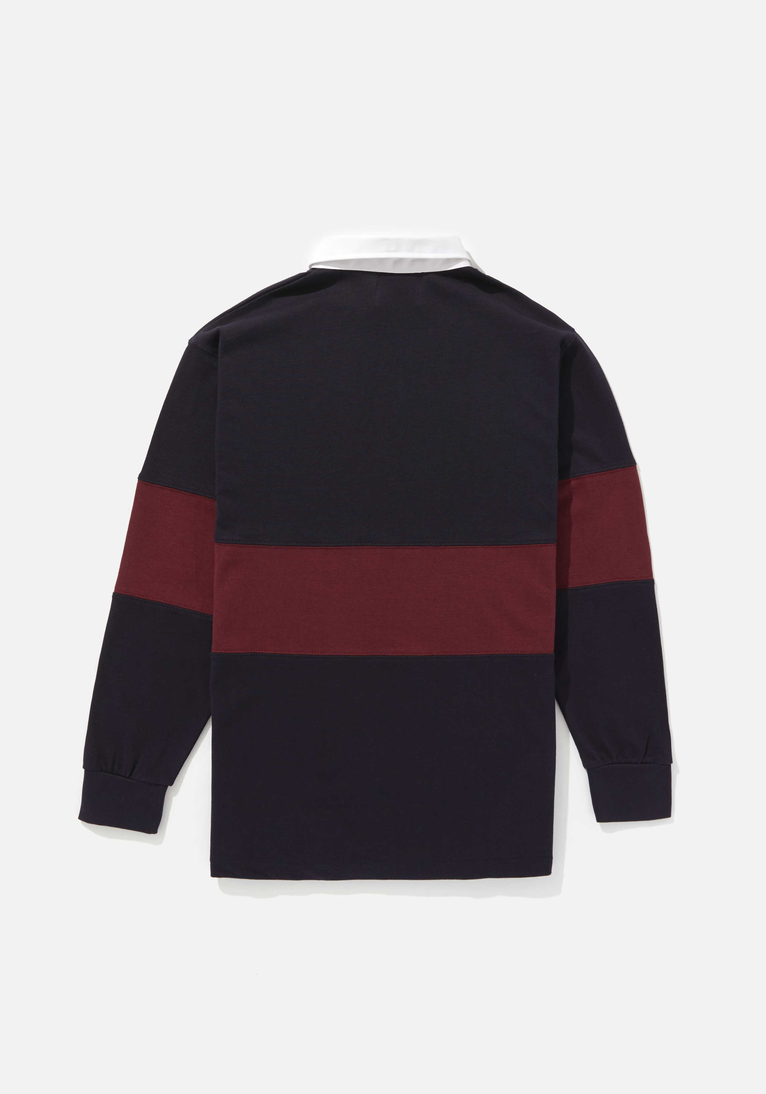 mki single stripe rugby shirt 2