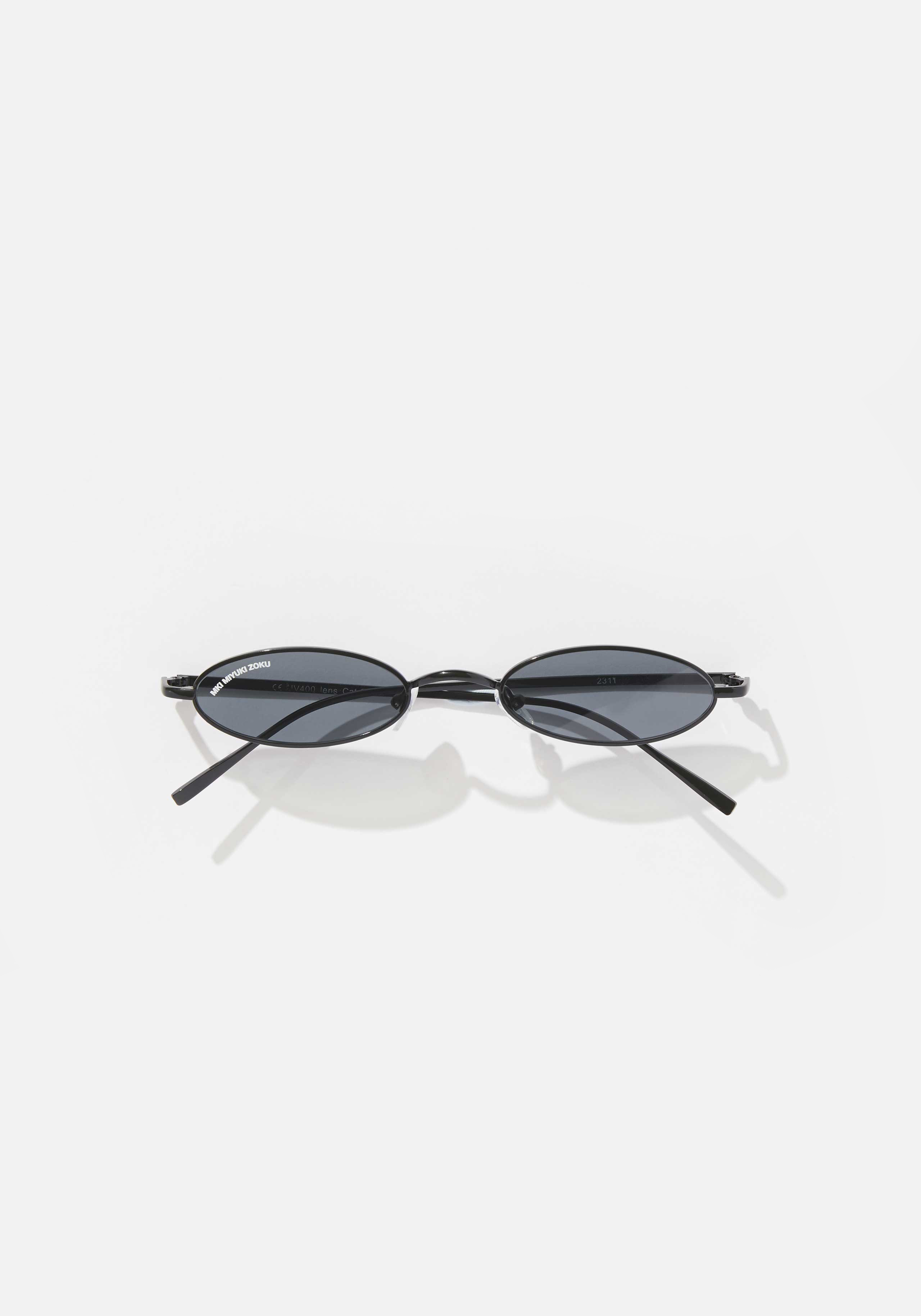 mki metal oval sunglasses 1