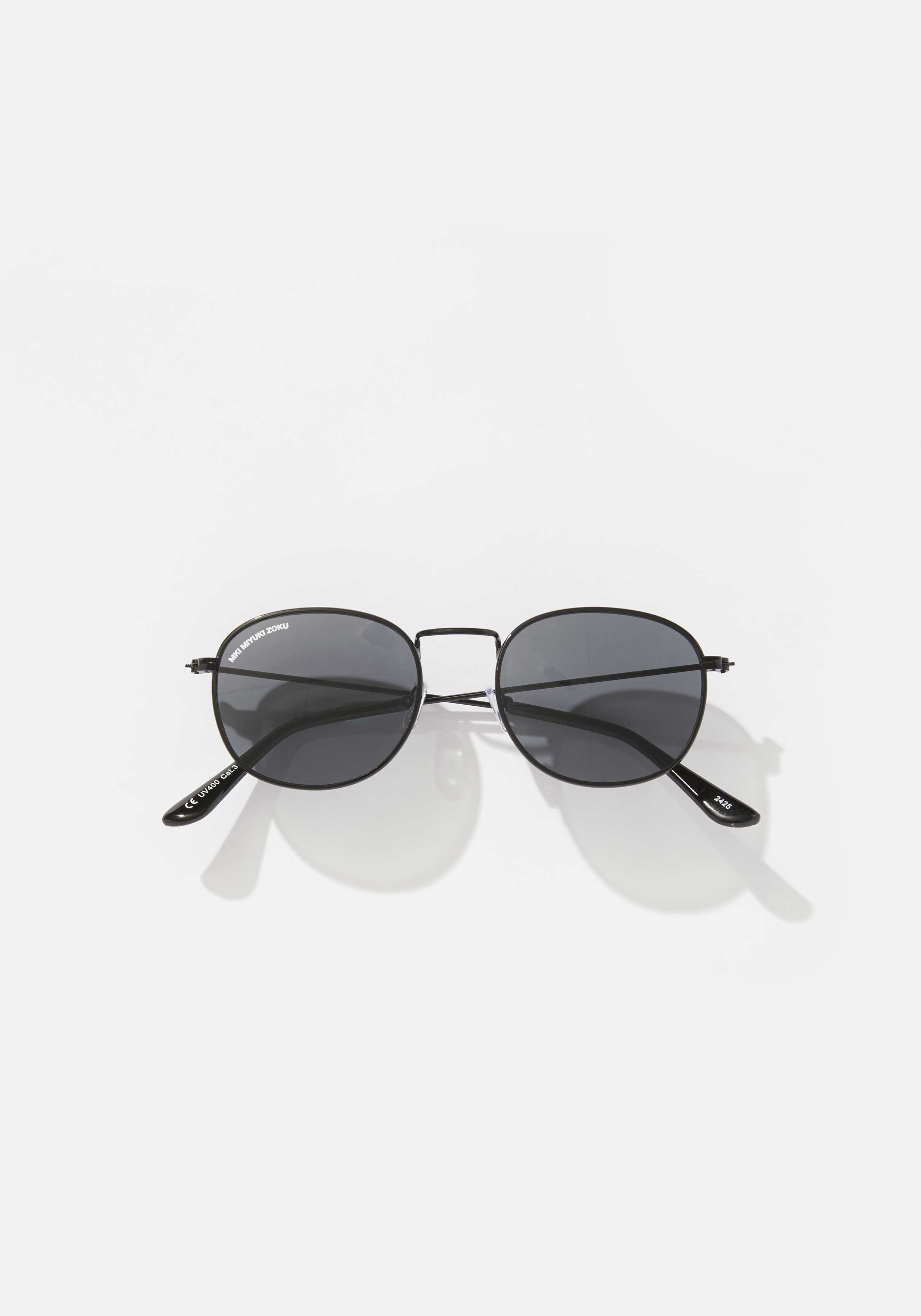 mki metal round sunglasses 1