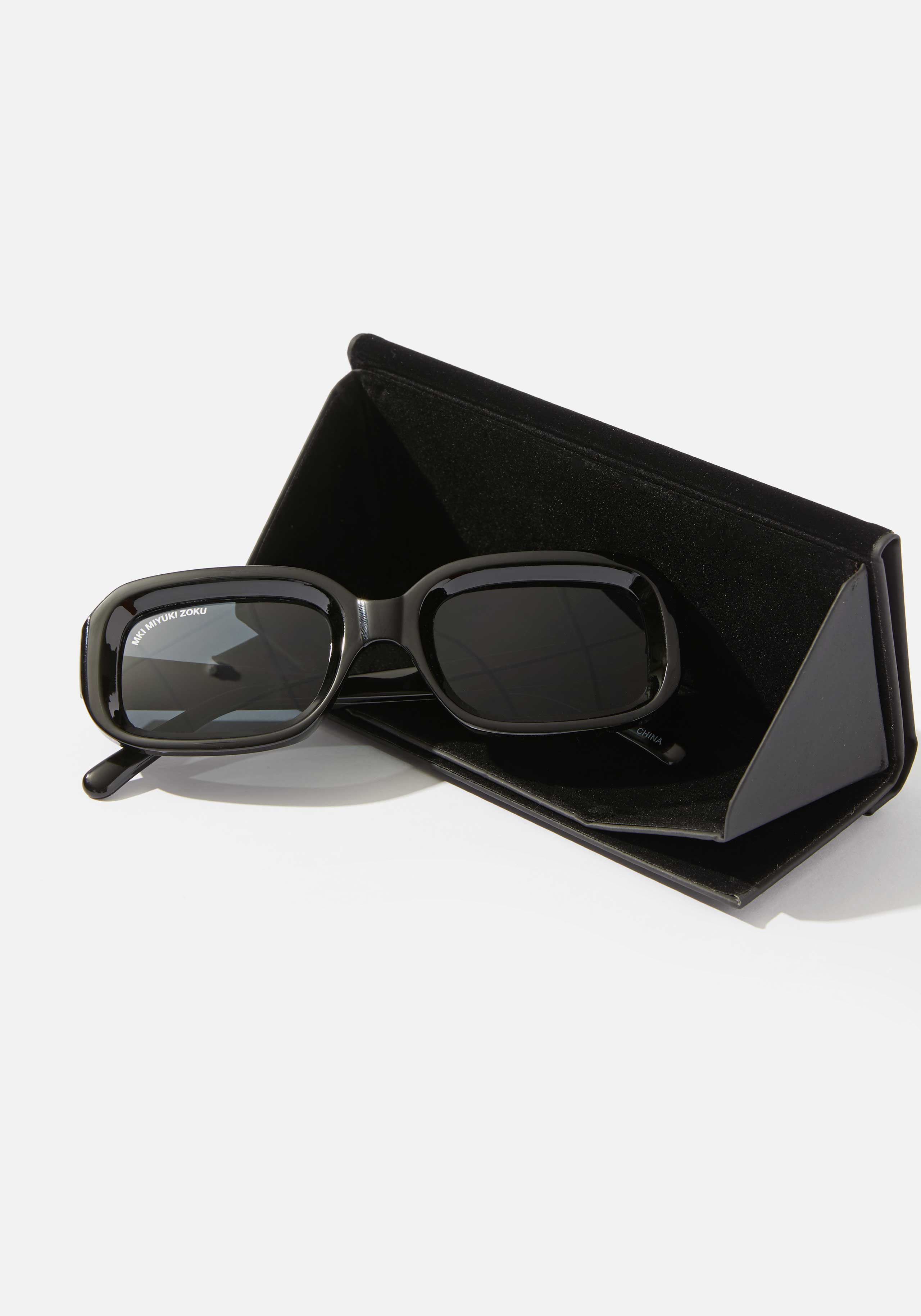 mki moulded convex sunglasses 4