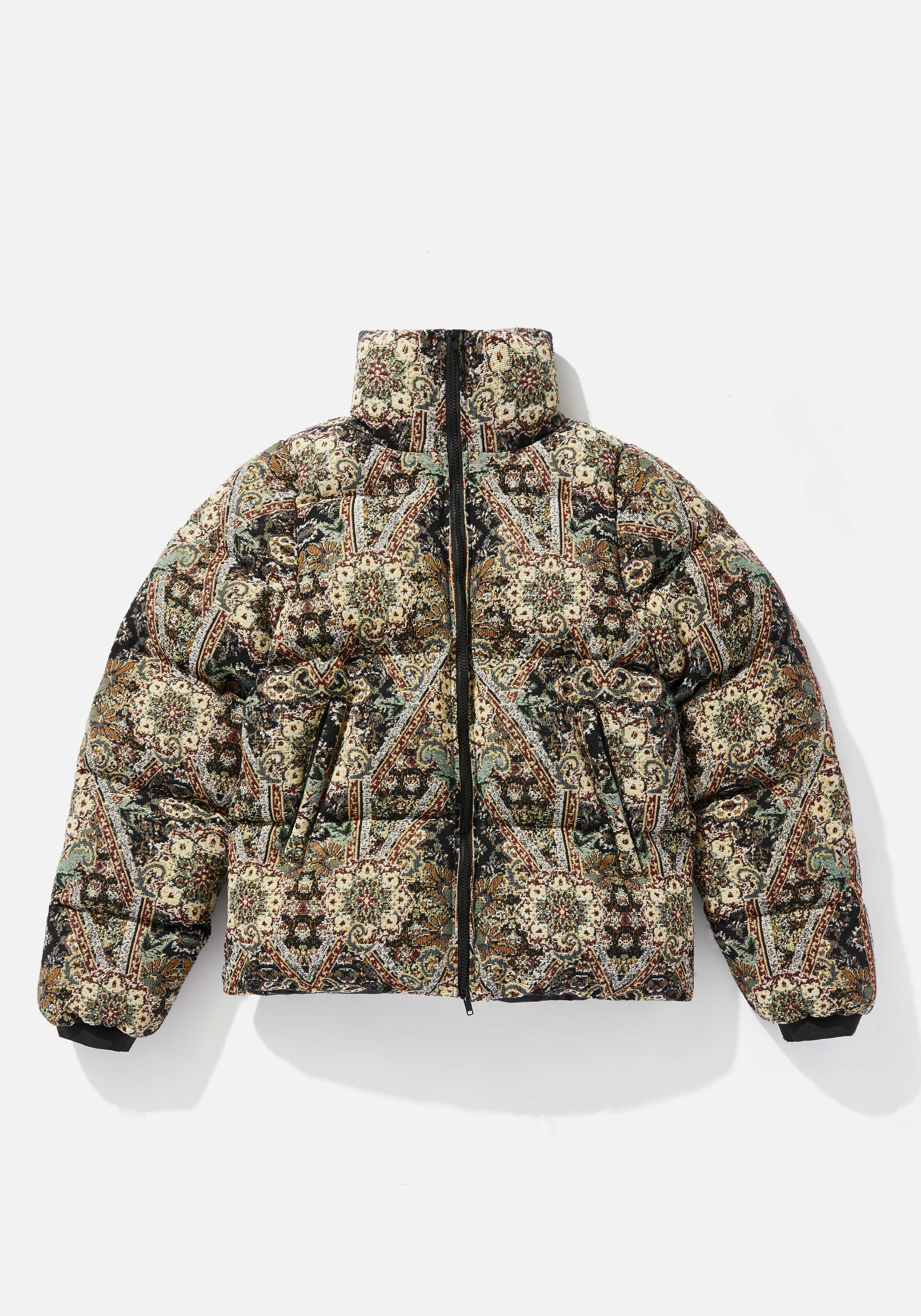 mki tapestry bubble jacket 1