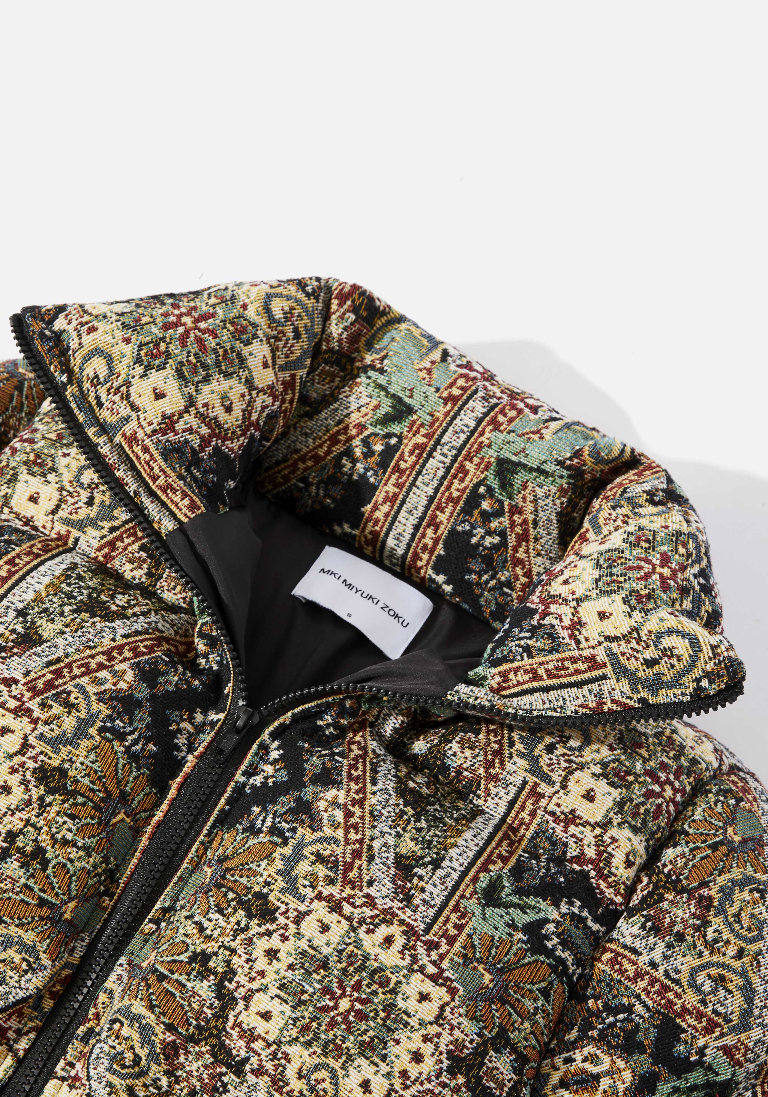 mki tapestry bubble jacket 4