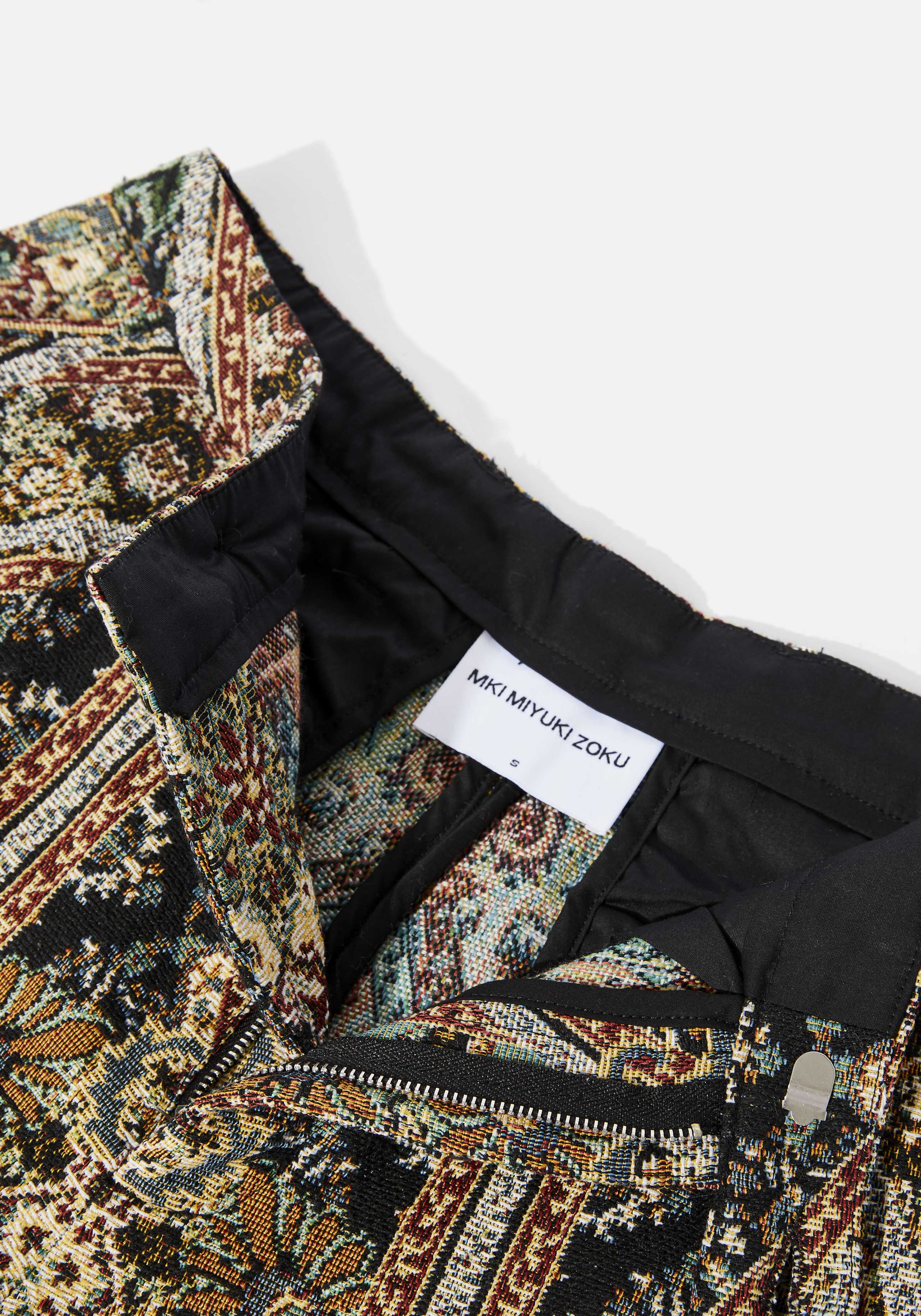 mki tapestry trousers 5