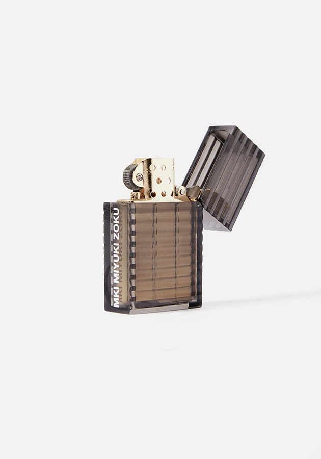 MKI X TSUBOTA PEARL HARD EDGE LATITUDE LIGHTER
