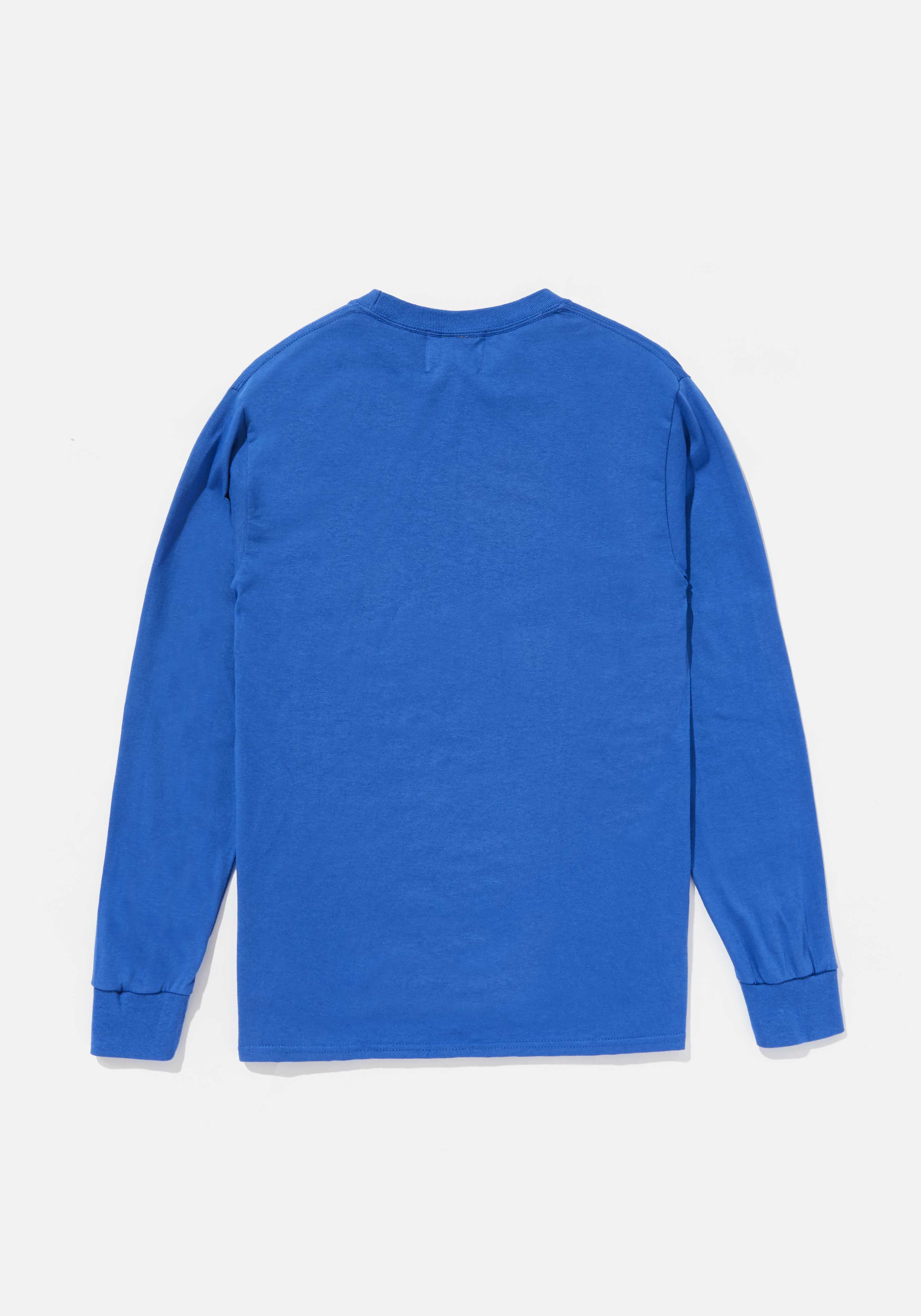 MKI CHEST EMB. LONG SLEEVE 2