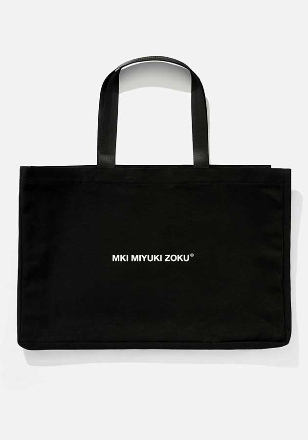 MKI CANVAS WEEKEND TOTE BAG