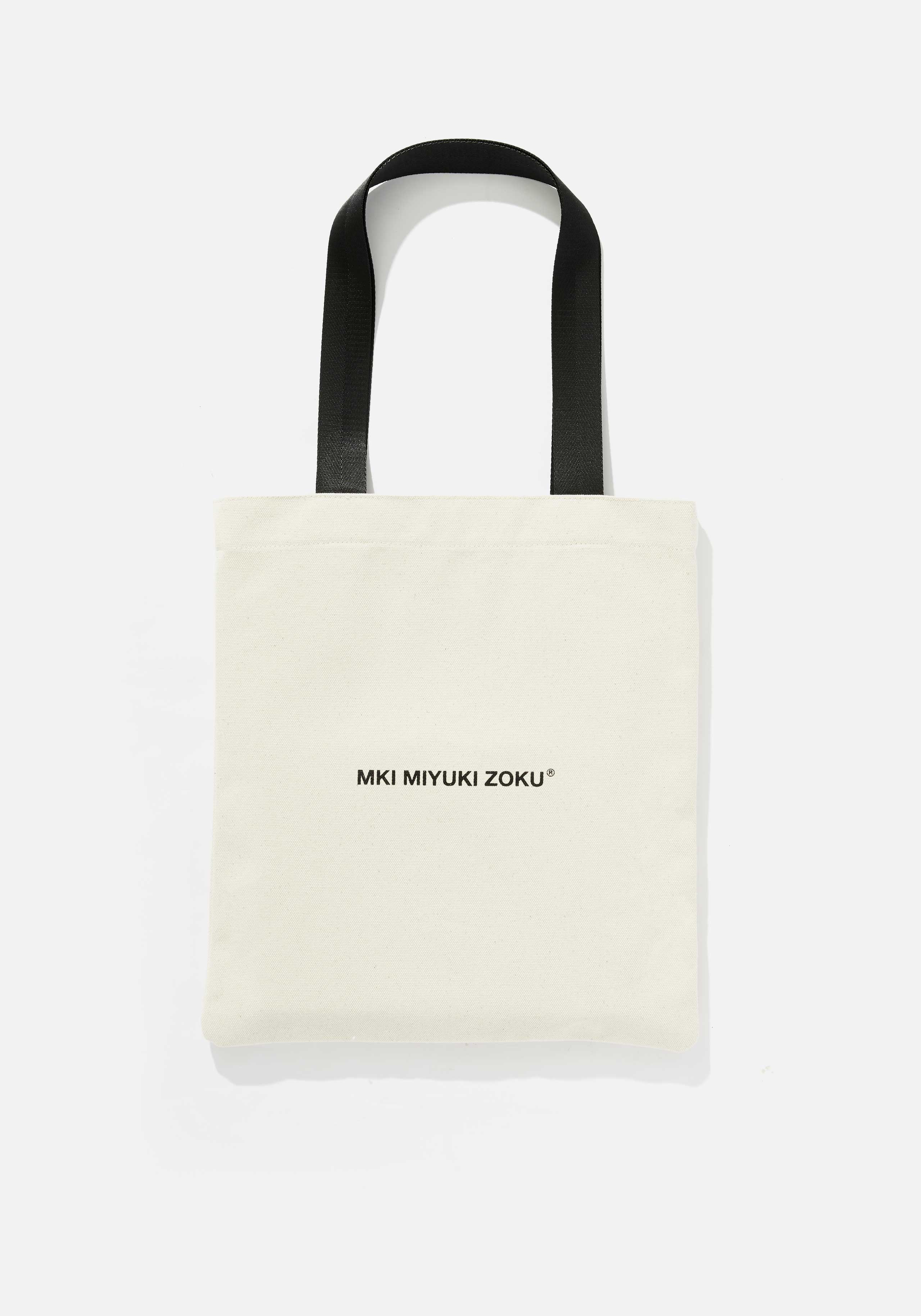 MKI CANVAS EVERYDAY TOTE BAG 1