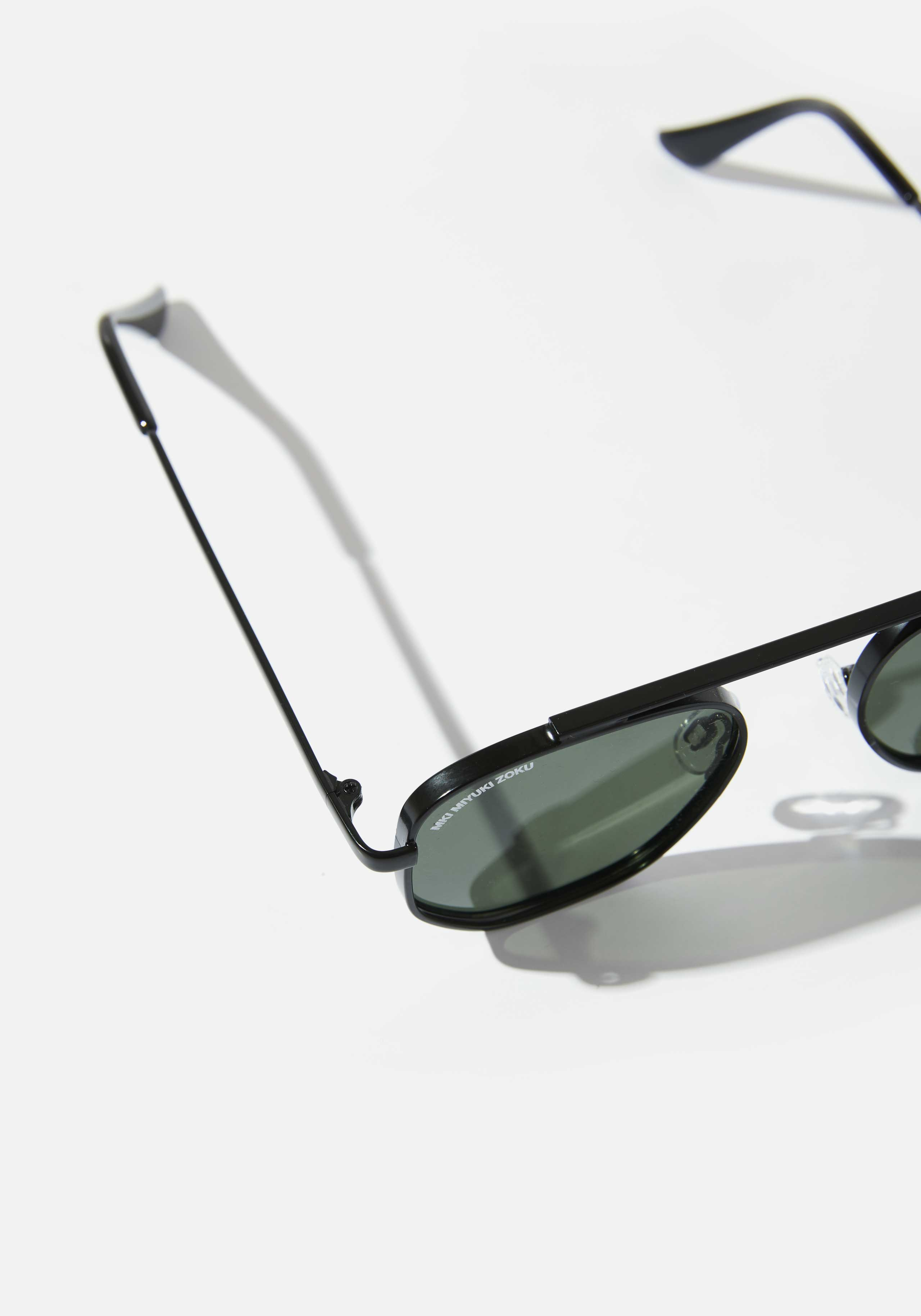 mki metal hex sunglasses 3