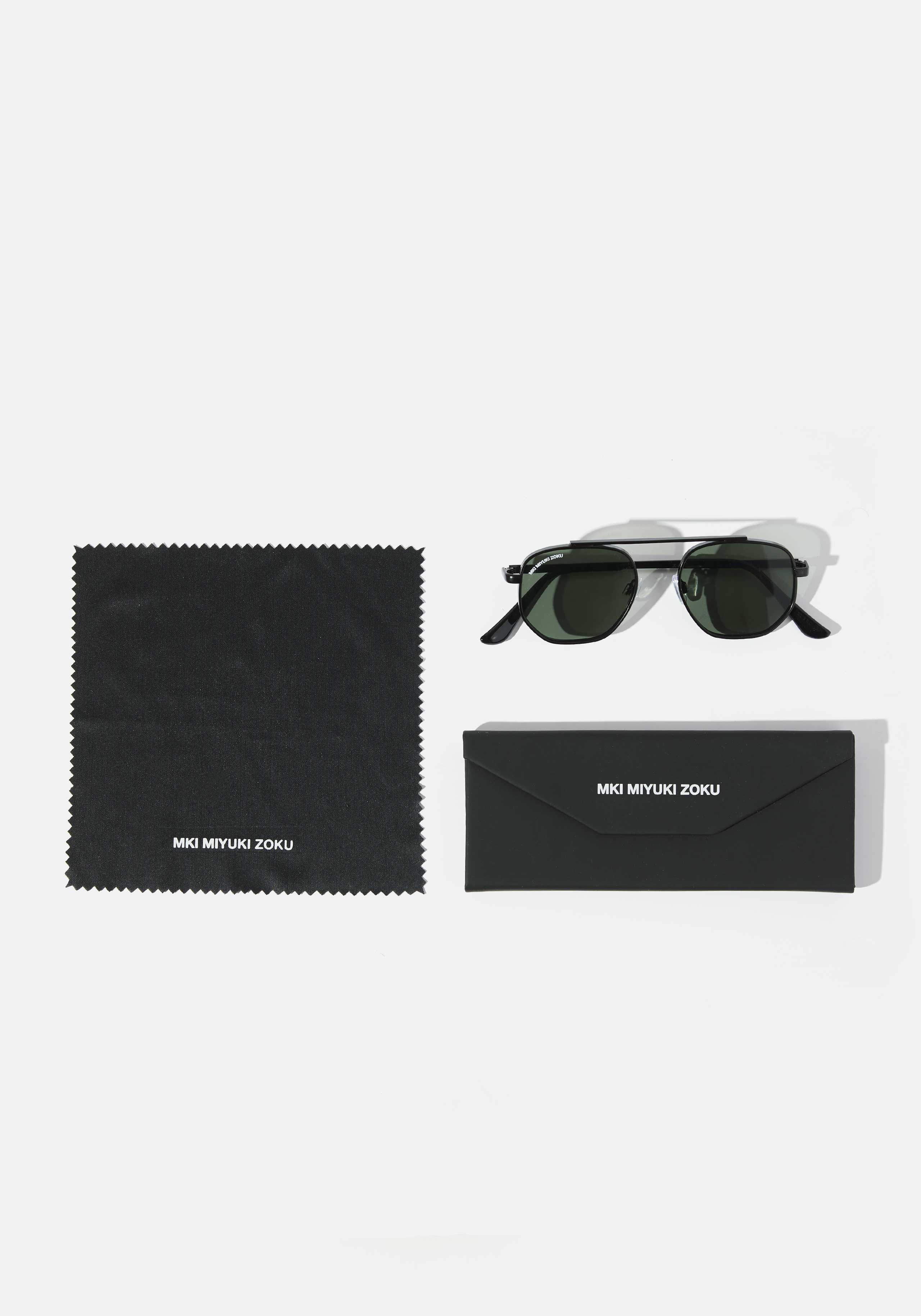 mki metal hex sunglasses 4